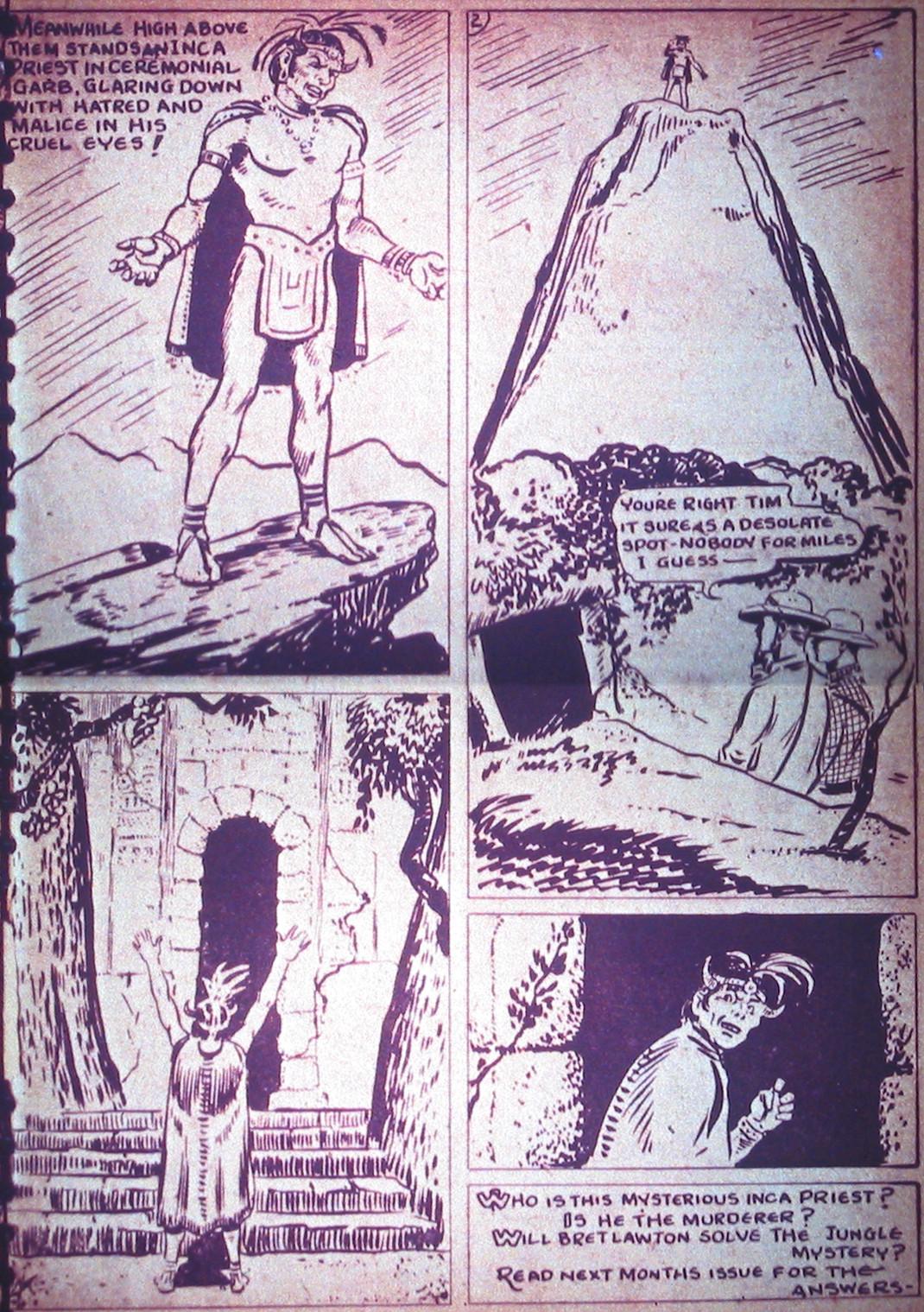 Read online Detective Comics (1937) comic -  Issue #1 - 22