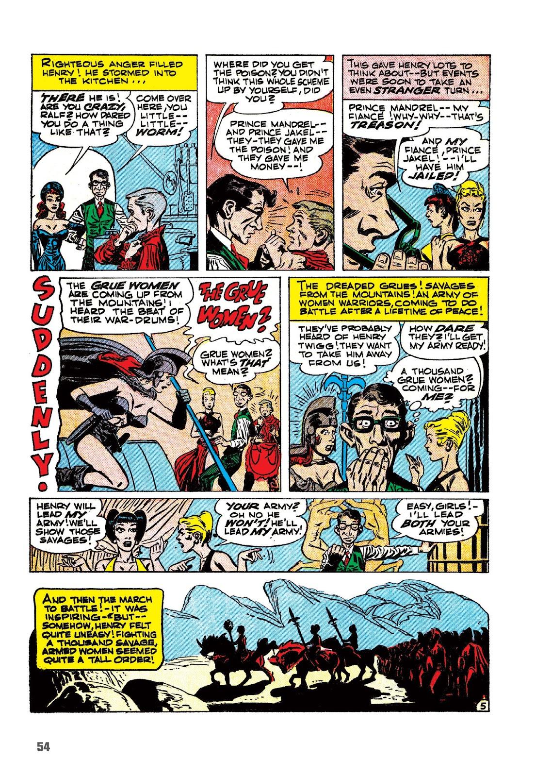 Read online The Joe Kubert Archives comic -  Issue # TPB (Part 1) - 65