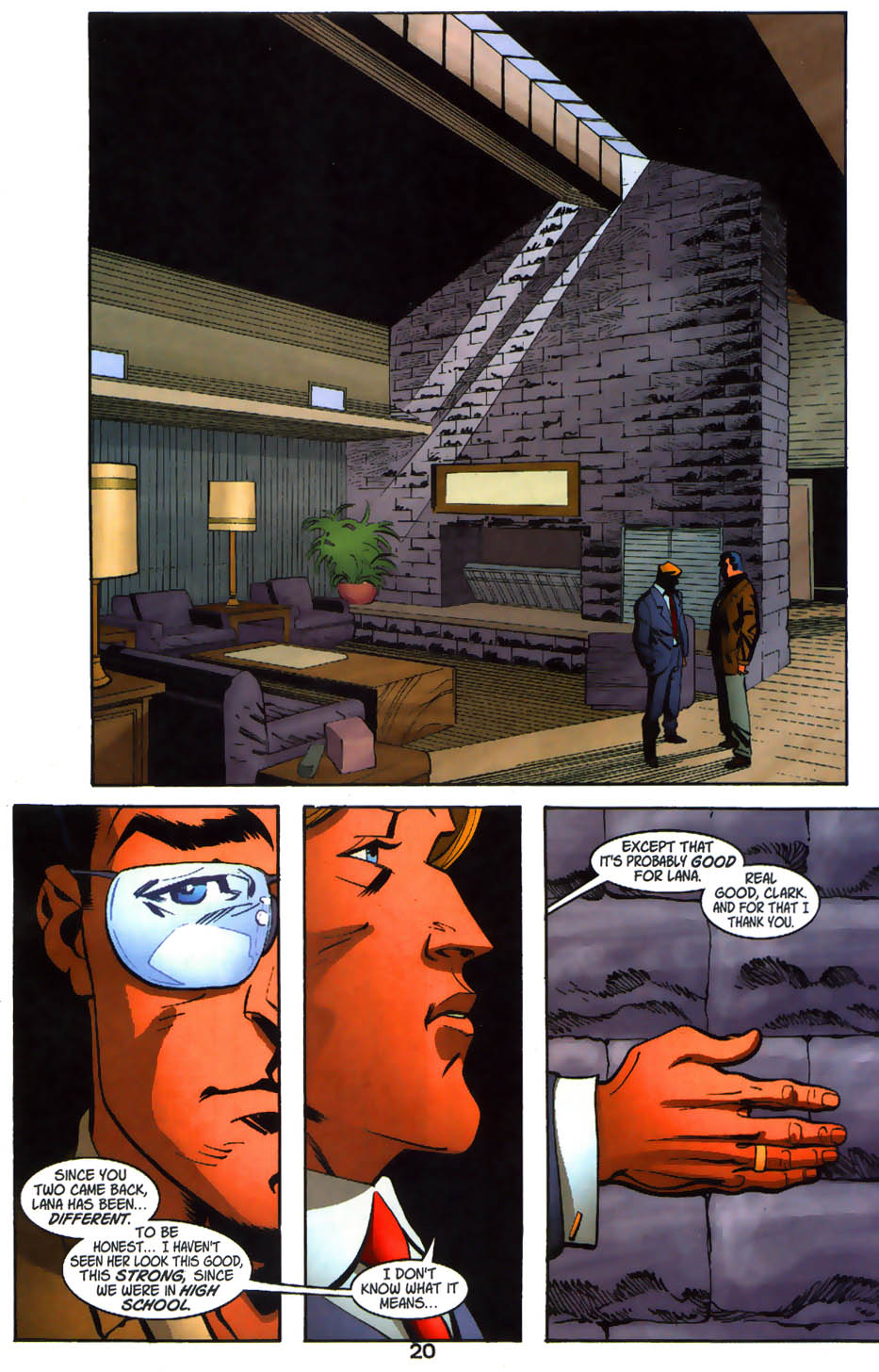 Action Comics (1938) 798 Page 20