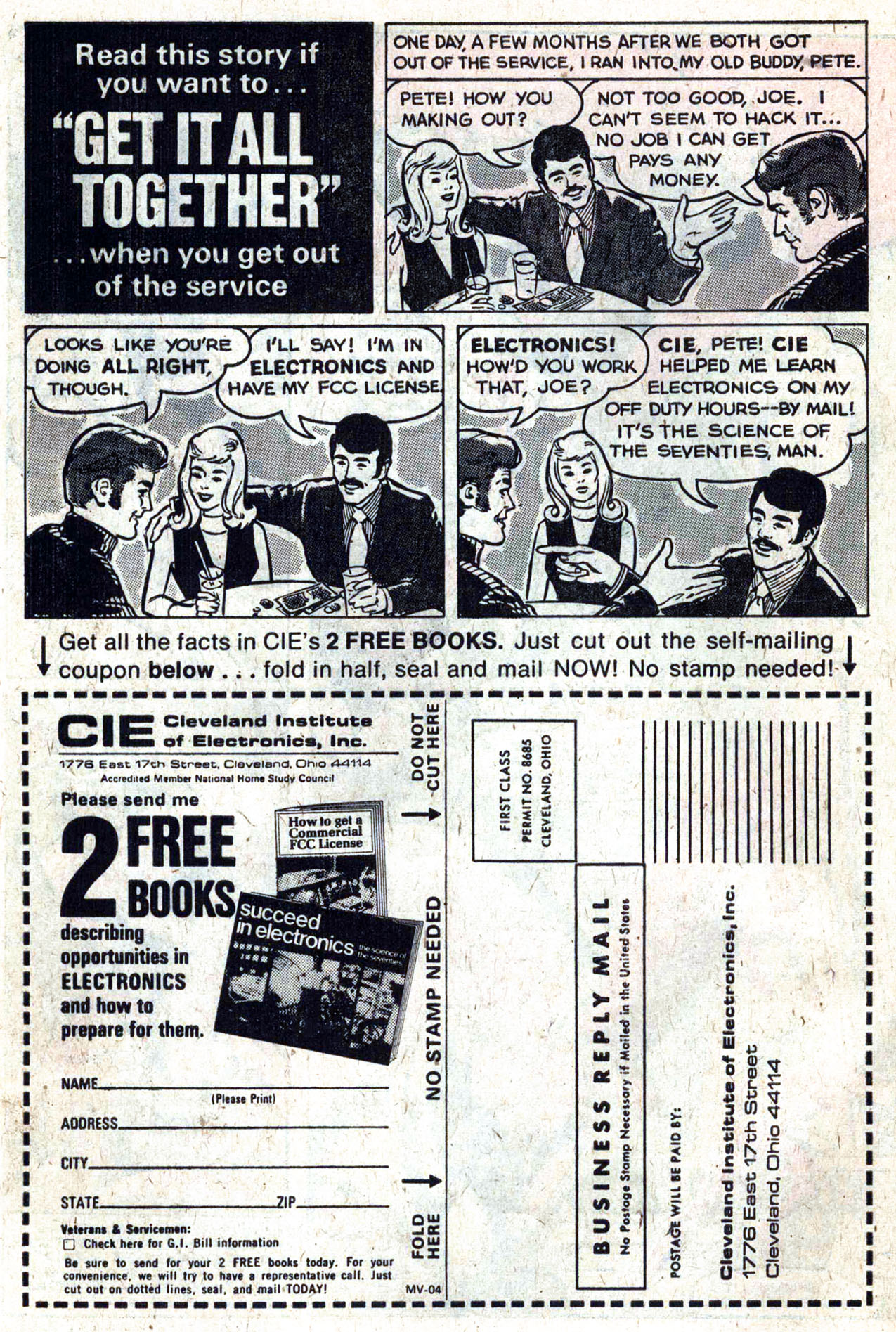Read online Amazing Adventures (1970) comic -  Issue #27 - 5