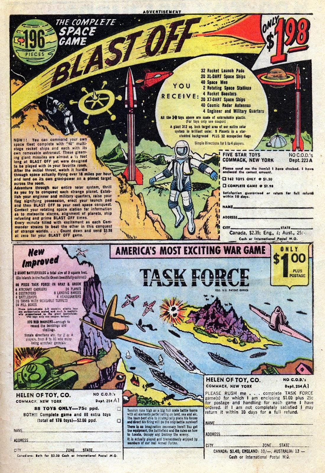 Blackhawk (1957) Issue #189 #82 - English 33