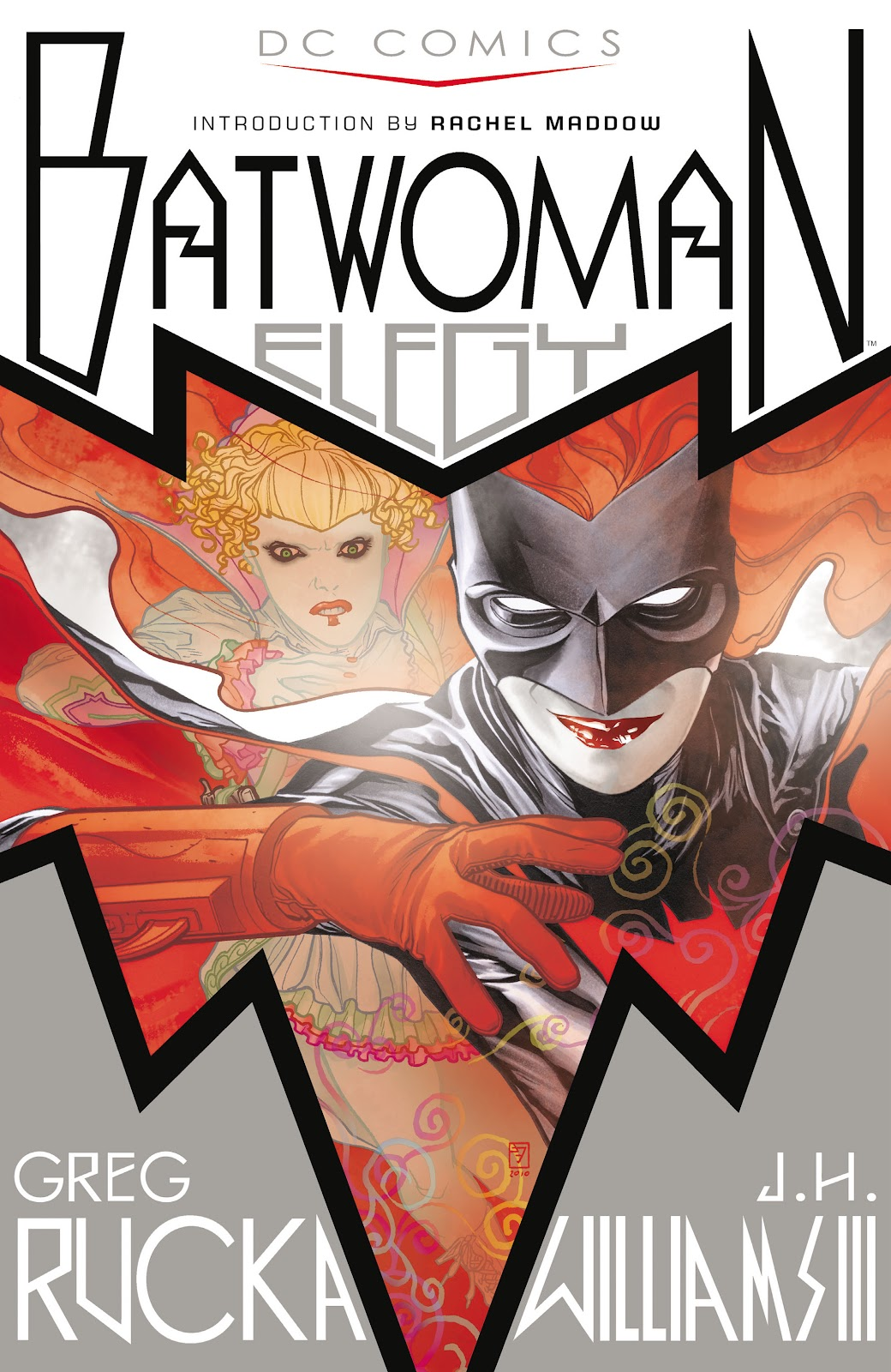 Read online Detective Comics (1937) comic -  Issue # _TPB Batwoman - Elegy (Part 1) - 1