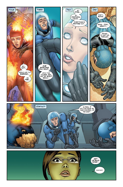 Read online Fantastic Four: Season One comic -  Issue # TPB - 18