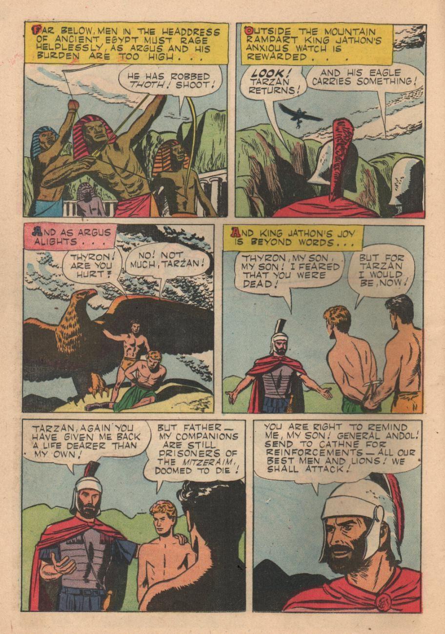 Tarzan (1948) issue 84 - Page 12
