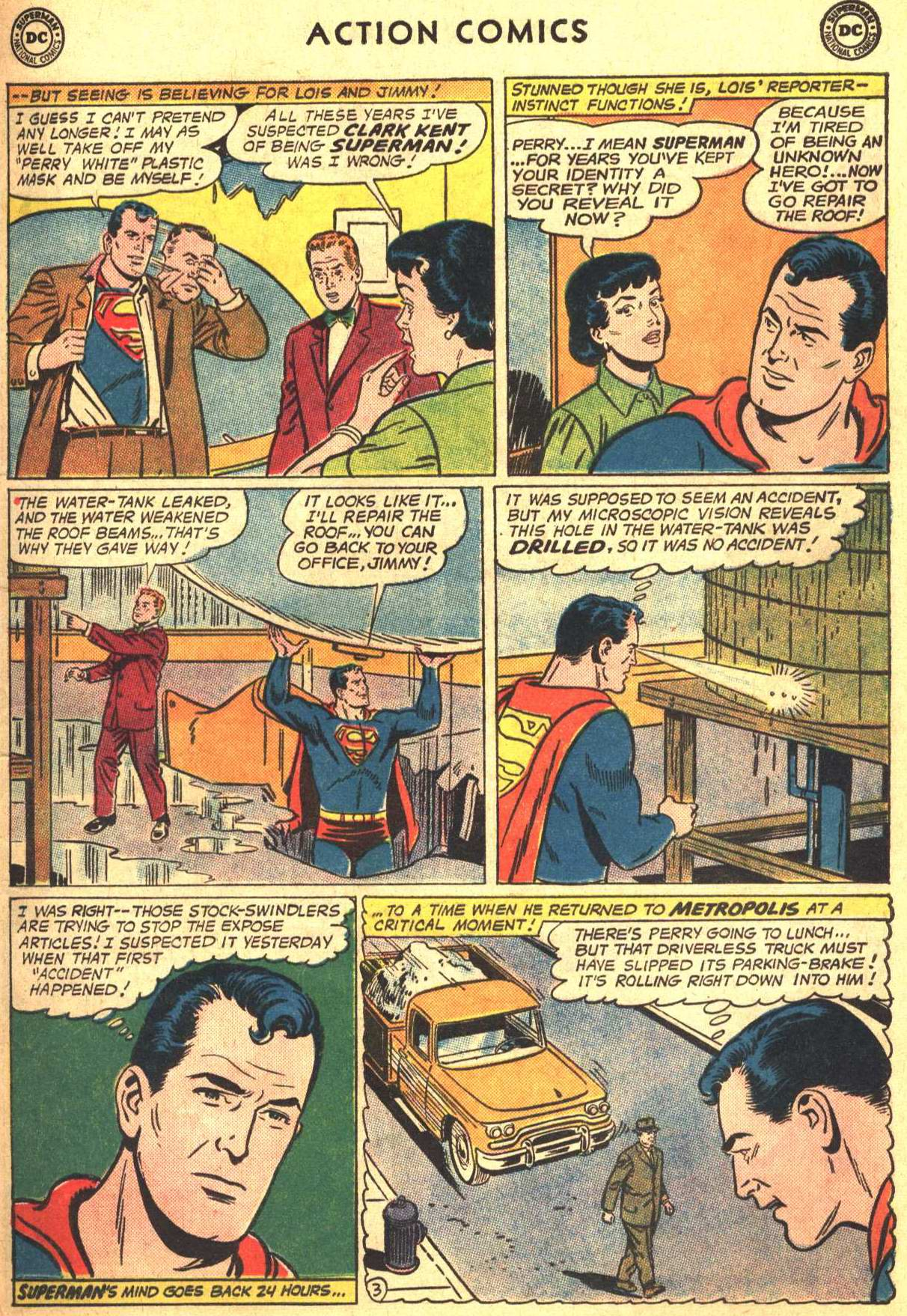 Read online Action Comics (1938) comic -  Issue #302 - 4
