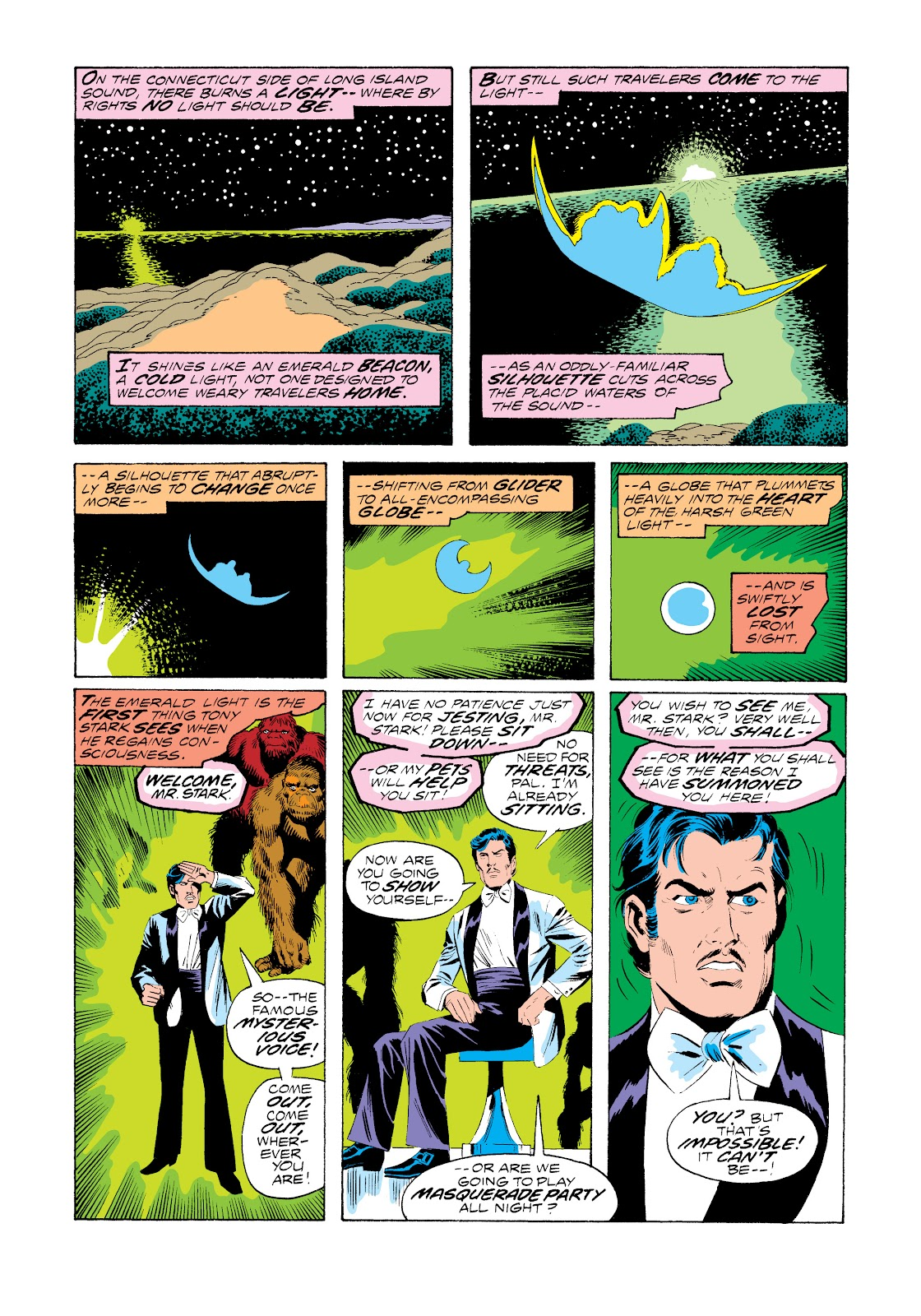 Read online Marvel Masterworks: The Invincible Iron Man comic -  Issue # TPB 11 (Part 1) - 26