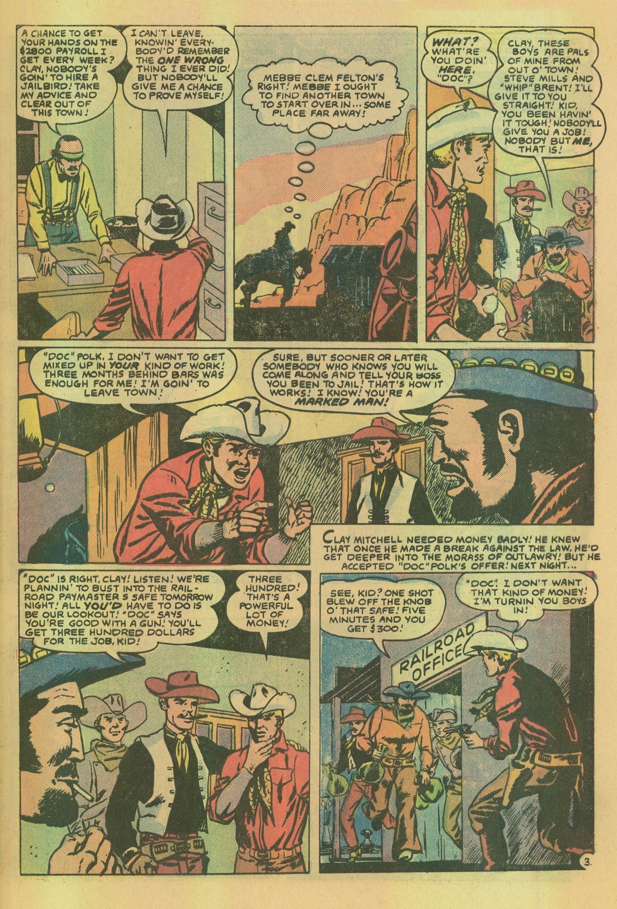 Read online Two-Gun Kid comic -  Issue #114 - 33