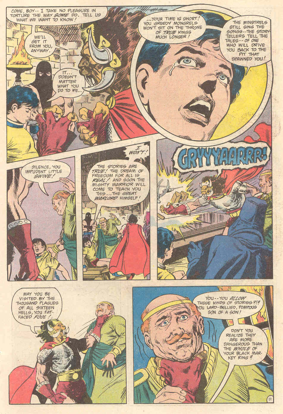 Warlord (1976) issue 89 - Page 11