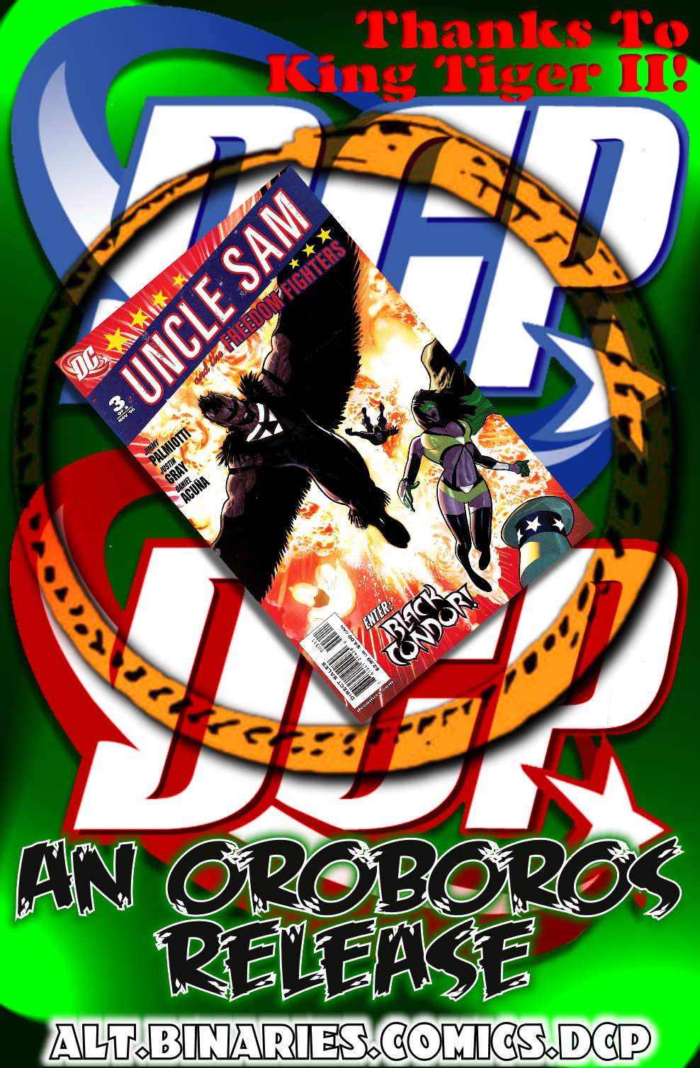 Read online Uncle Sam and the Freedom Fighters (2006) comic -  Issue #3 - 43