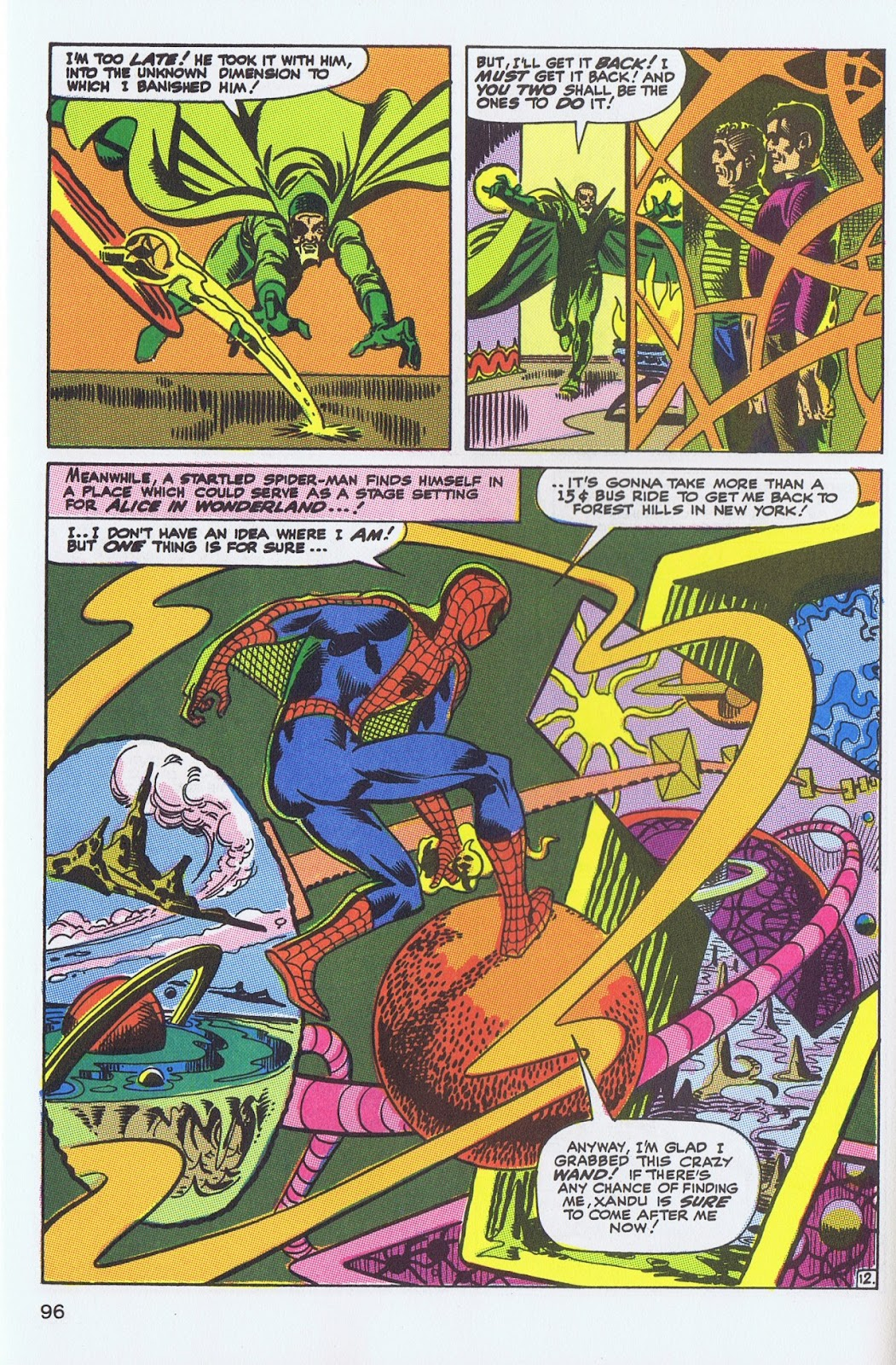 Doctor Strange: Master of the Mystic Arts issue TPB - Page 91