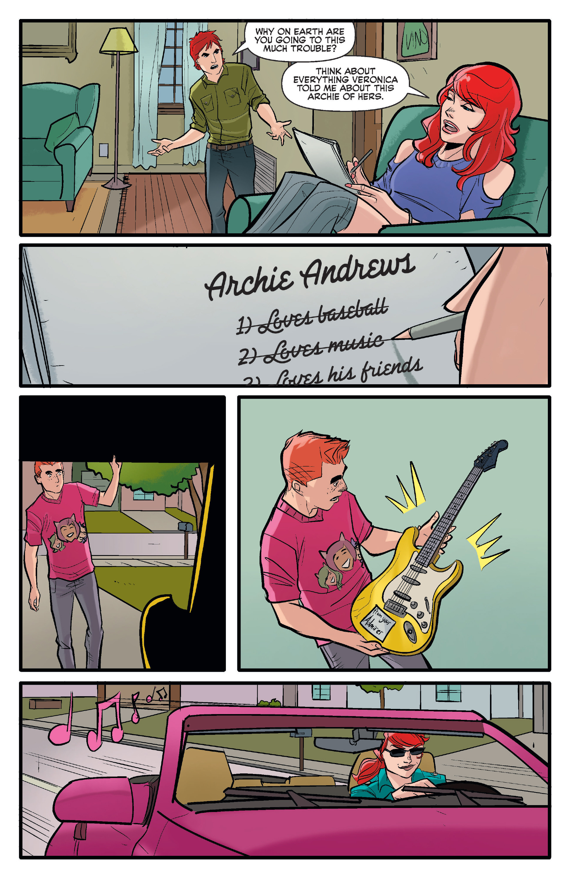 Read online Archie (2015) comic -  Issue #17 - 12