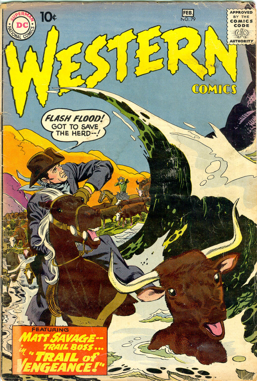 Western Comics 79 Page 1