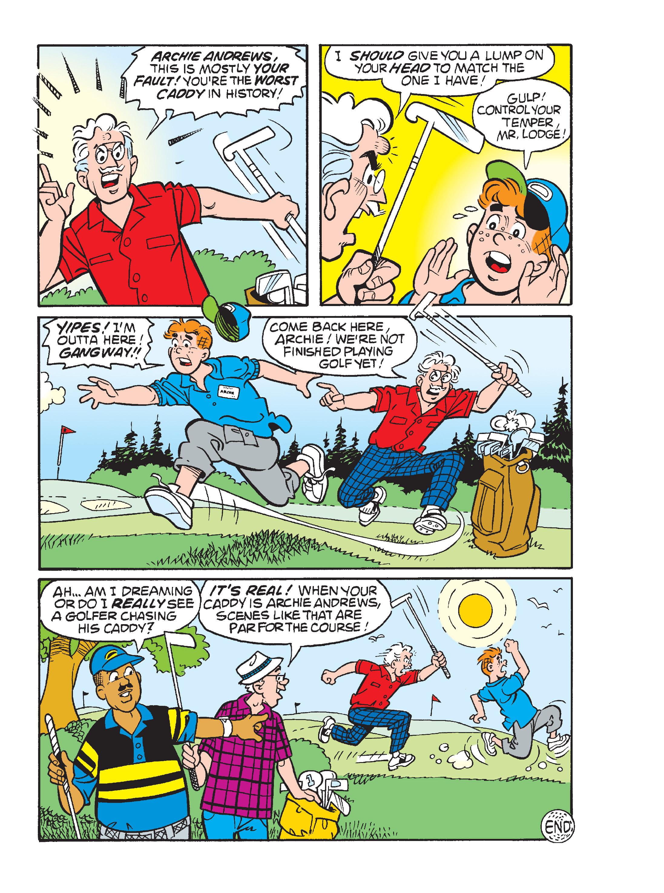 Read online Archie Giant Comics Collection comic -  Issue #Archie Giant Comics Collection TPB (Part 1) - 33