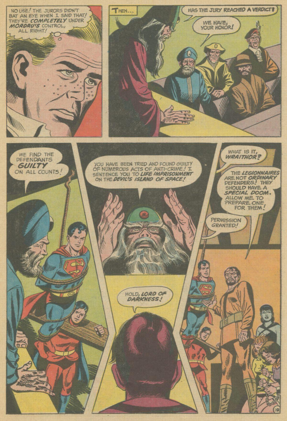 Read online Adventure Comics (1938) comic -  Issue #370 - 23