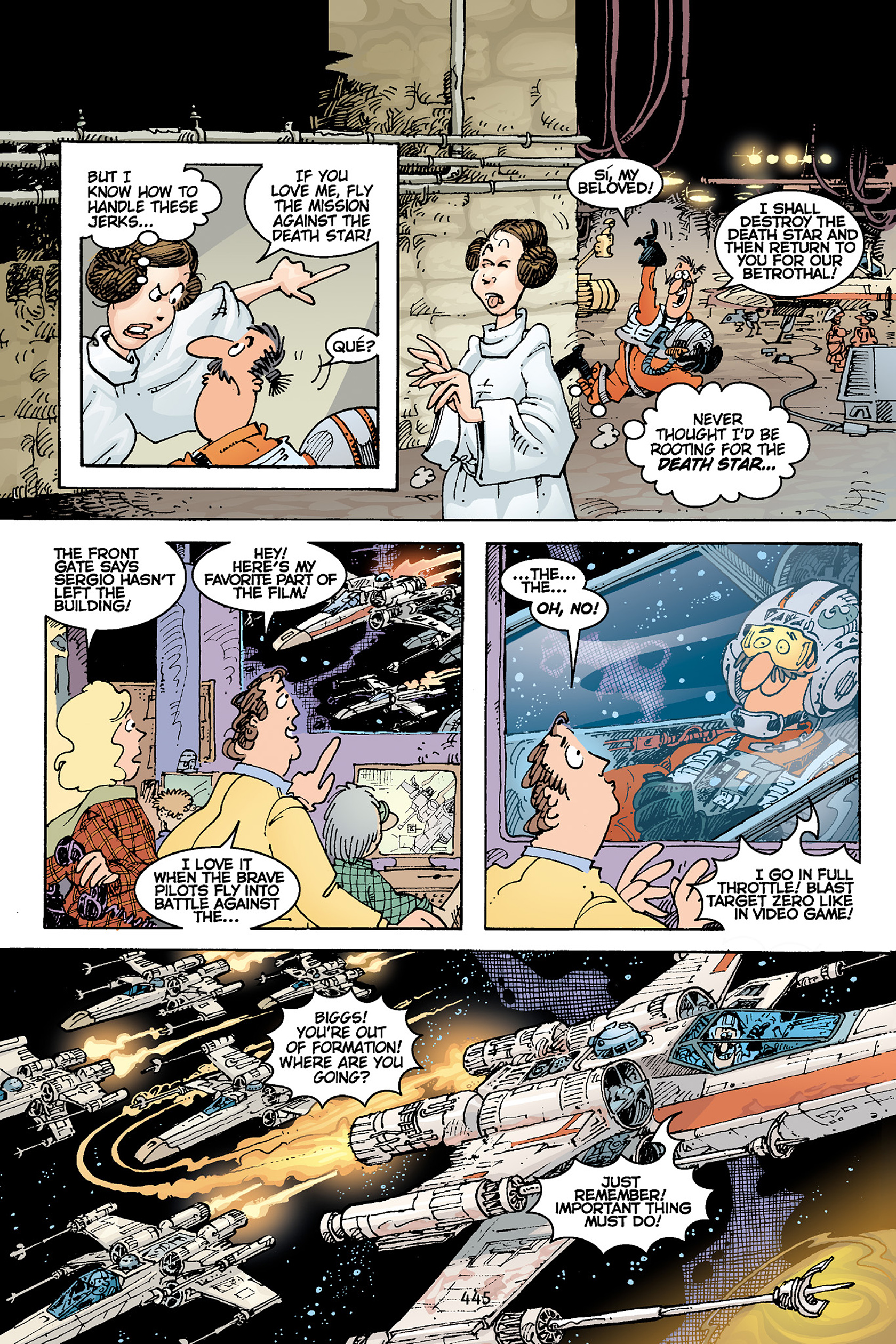 Read online Star Wars Omnibus comic -  Issue # Vol. 30 - 435