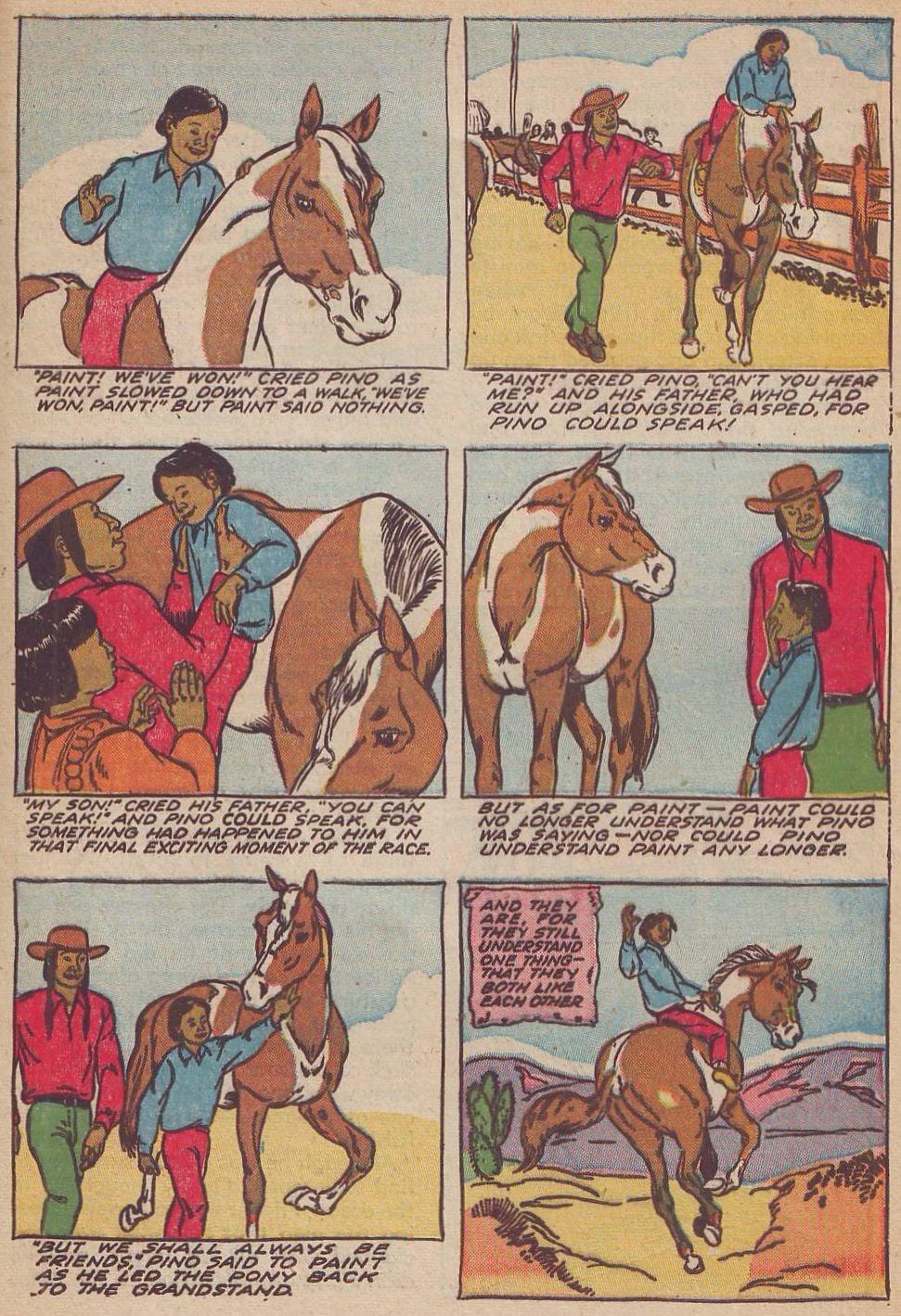 Read online Animal Comics comic -  Issue #20 - 49