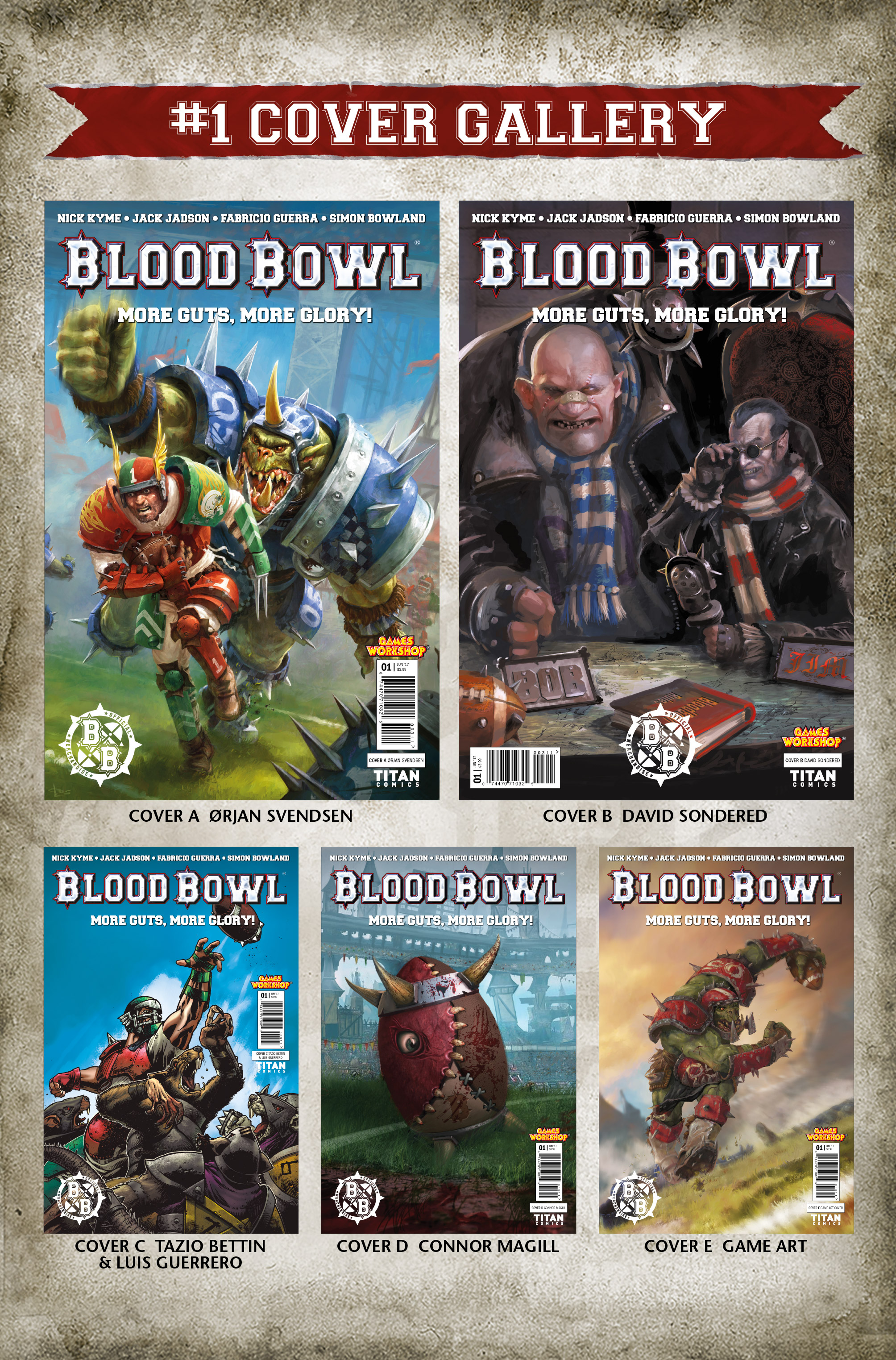 Read online Blood Bowl: More Guts, More Glory! comic -  Issue #1 - 31