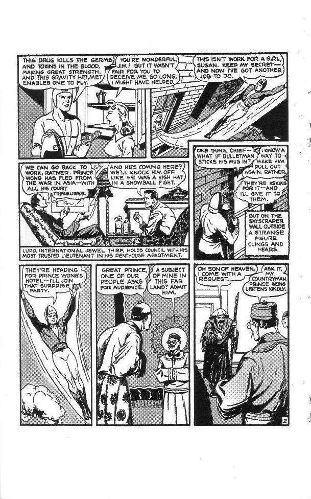 Read online Men of Mystery Comics comic -  Issue #47 - 26