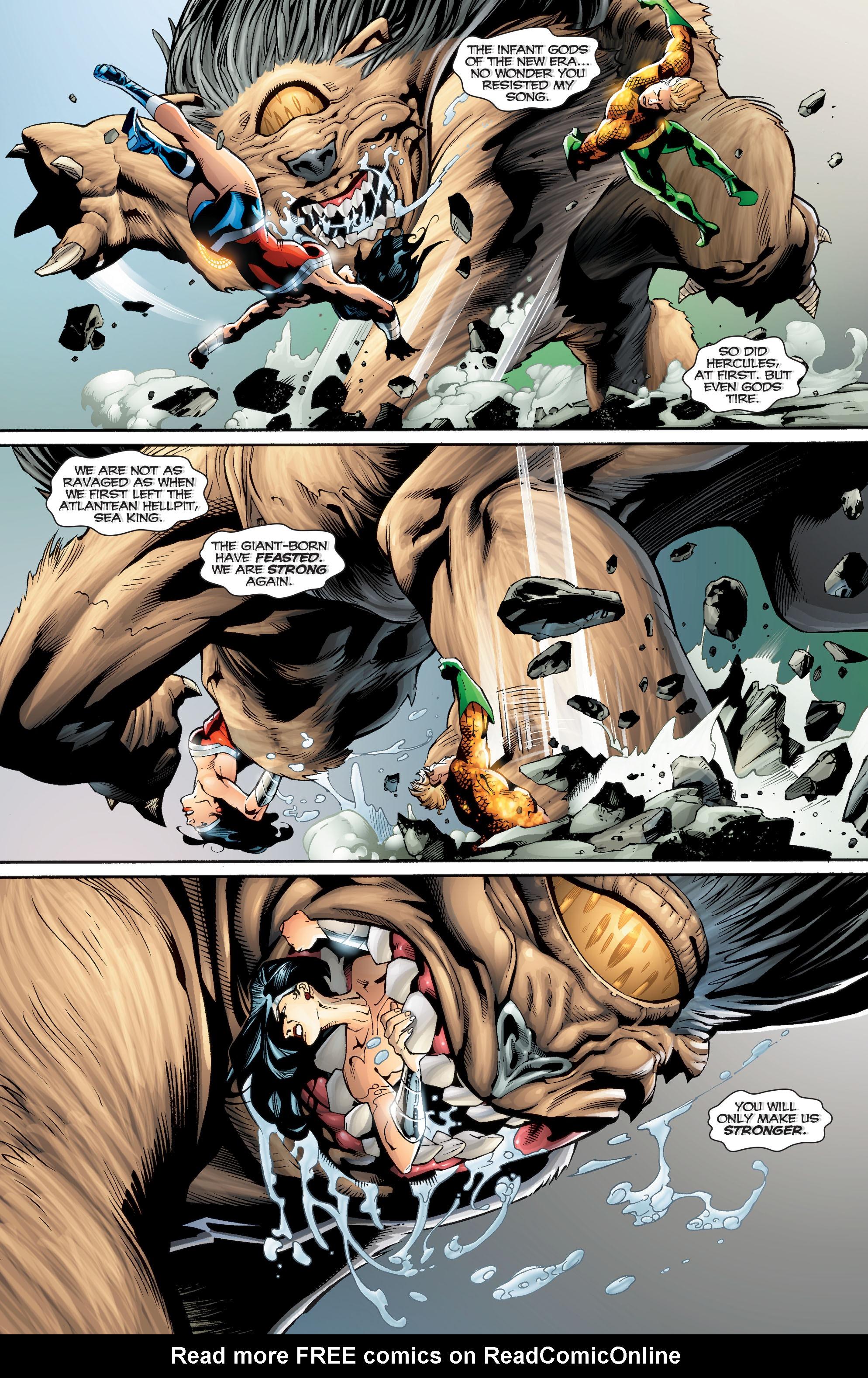 Read online Aquaman (2011) comic -  Issue #Aquaman (2011) _Annual 2 - 13