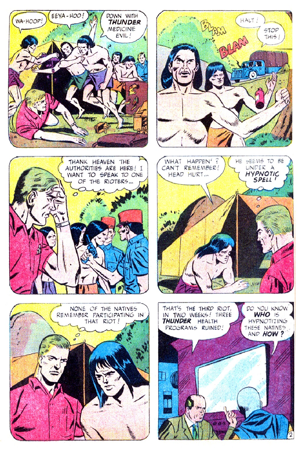 T.H.U.N.D.E.R. Agents (1965) issue 9 - Page 28