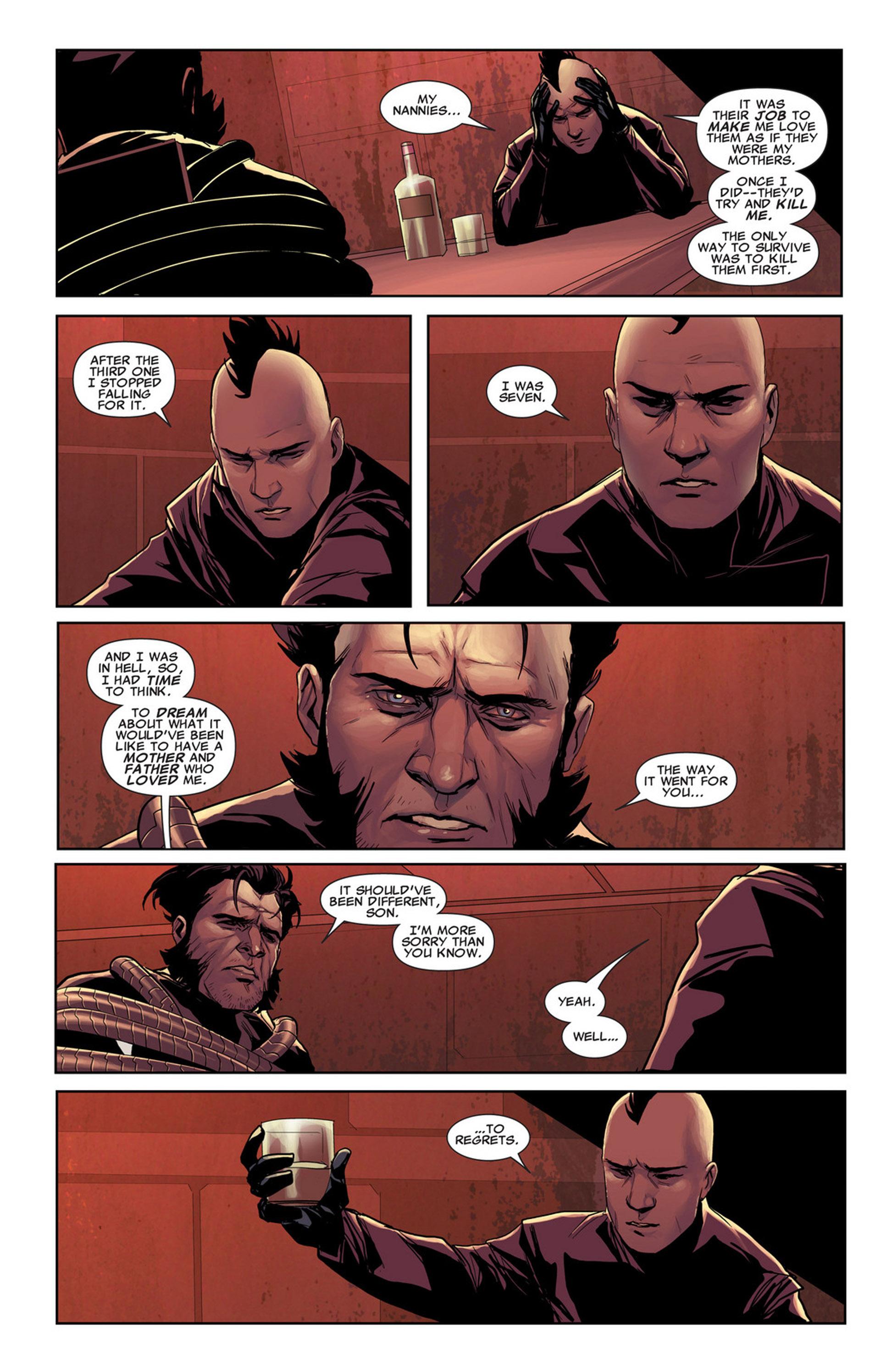 Uncanny X-Force (2010) #33 #35 - English 12