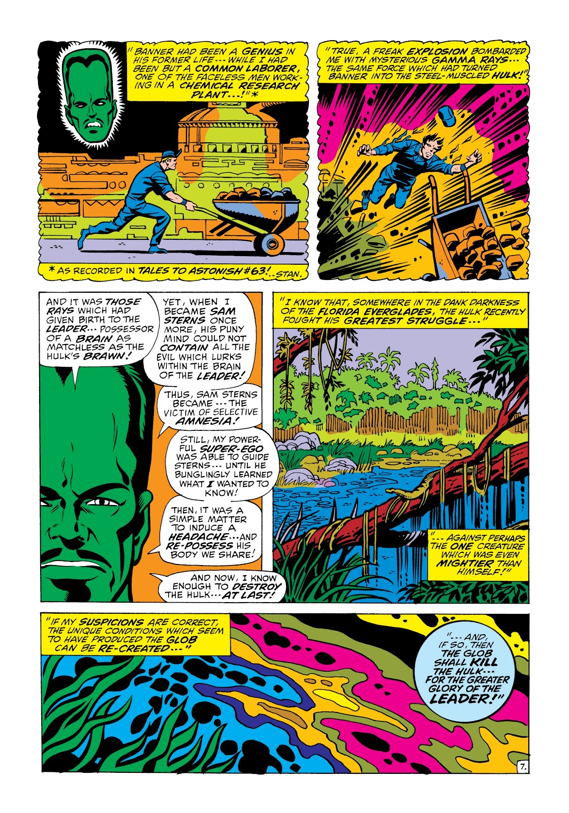 Read online Marvel Masterworks: The Incredible Hulk comic -  Issue # TPB 6 (Part 2) - 61