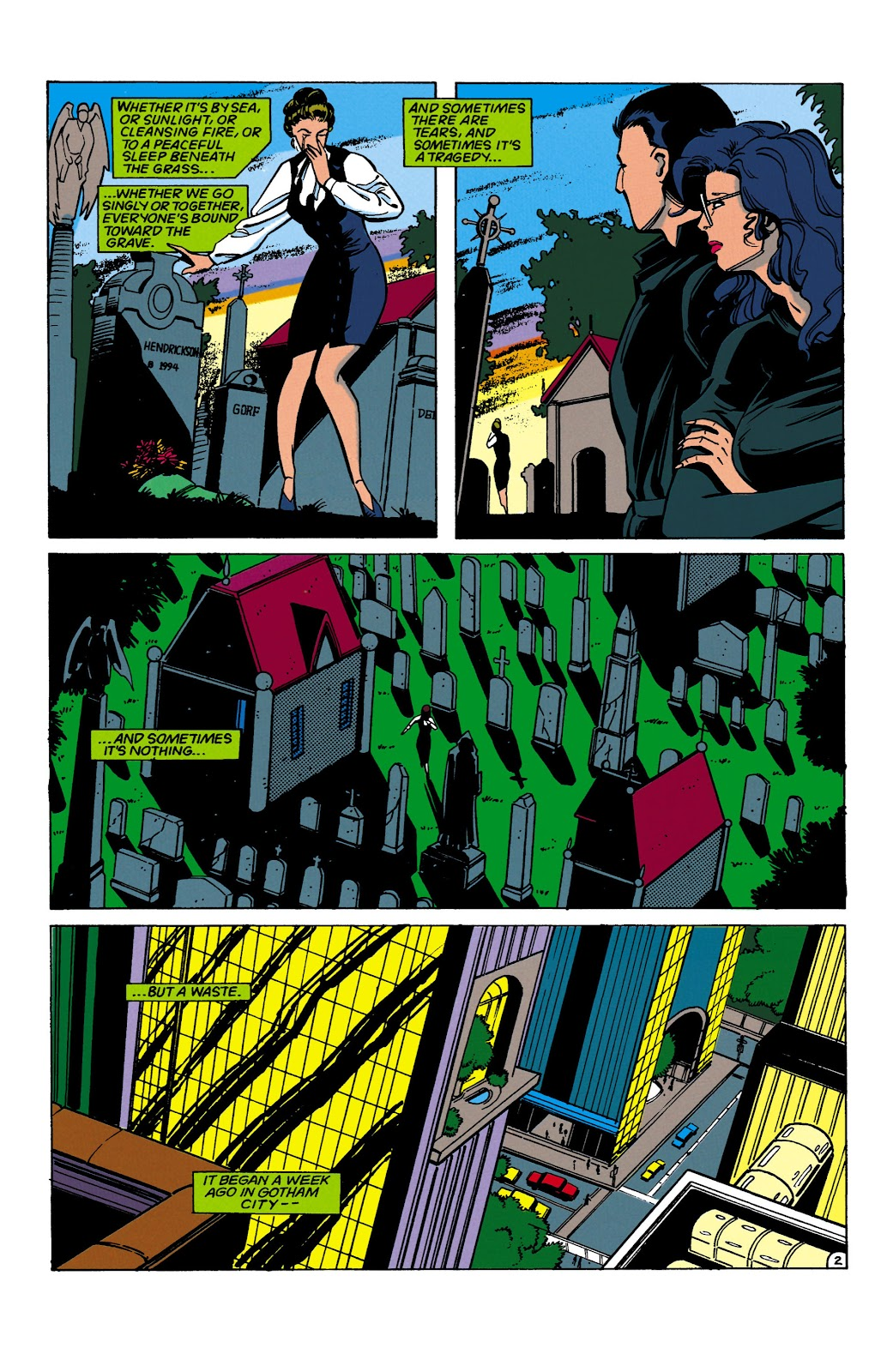 Catwoman (1993) Issue #8 #13 - English 3