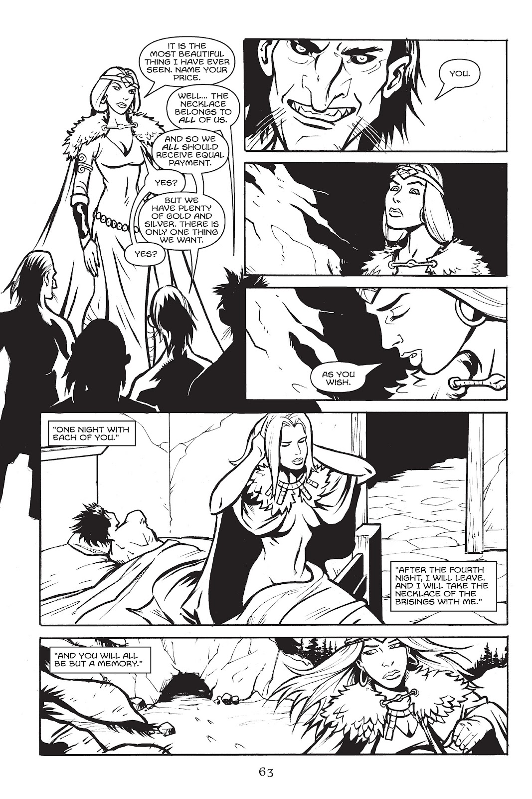 Read online Gods of Asgard comic -  Issue # TPB (Part 1) - 64