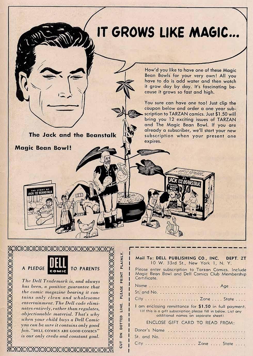 Tarzan (1948) issue 101 - Page 35