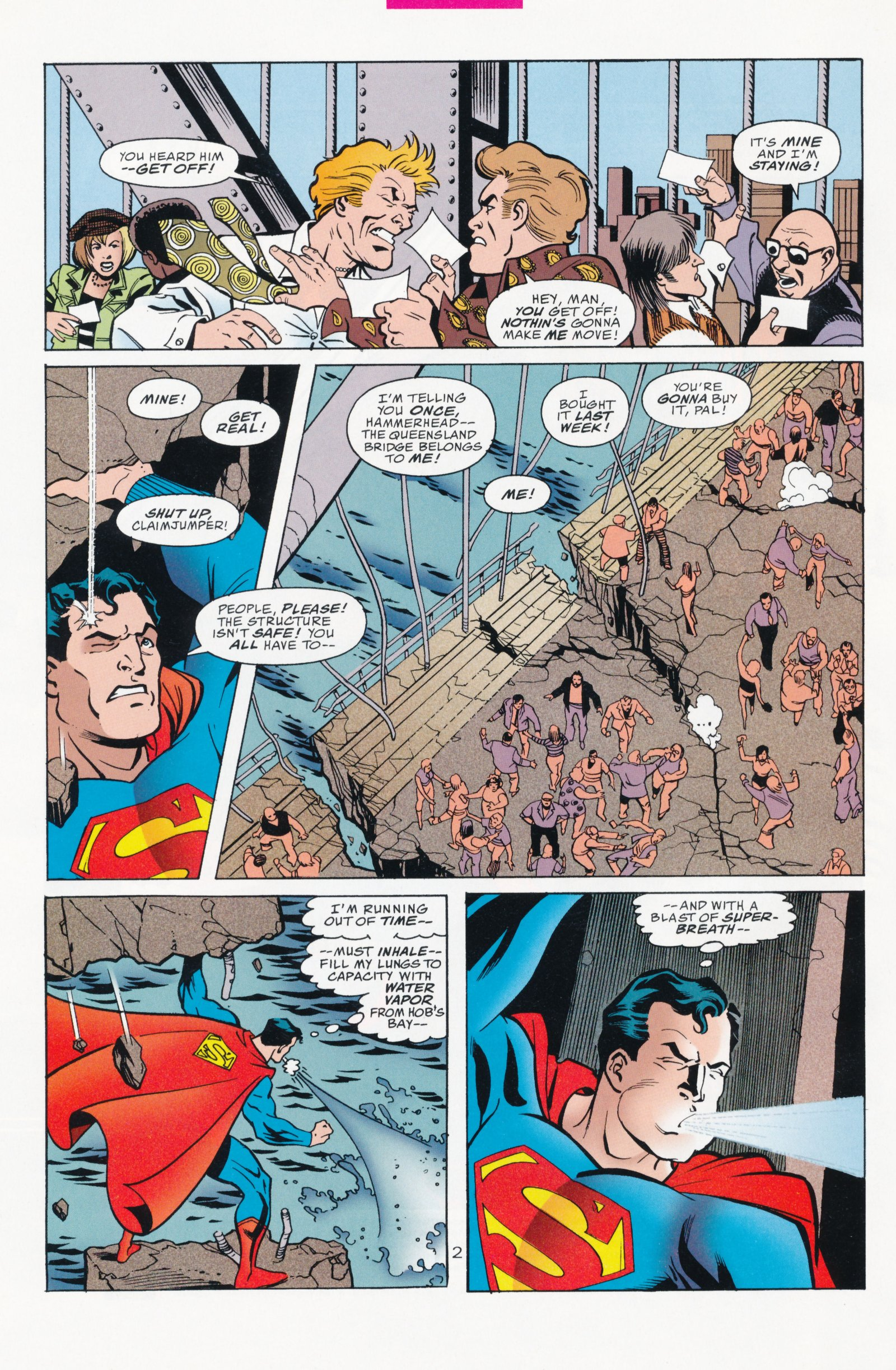 Action Comics (1938) 745 Page 3