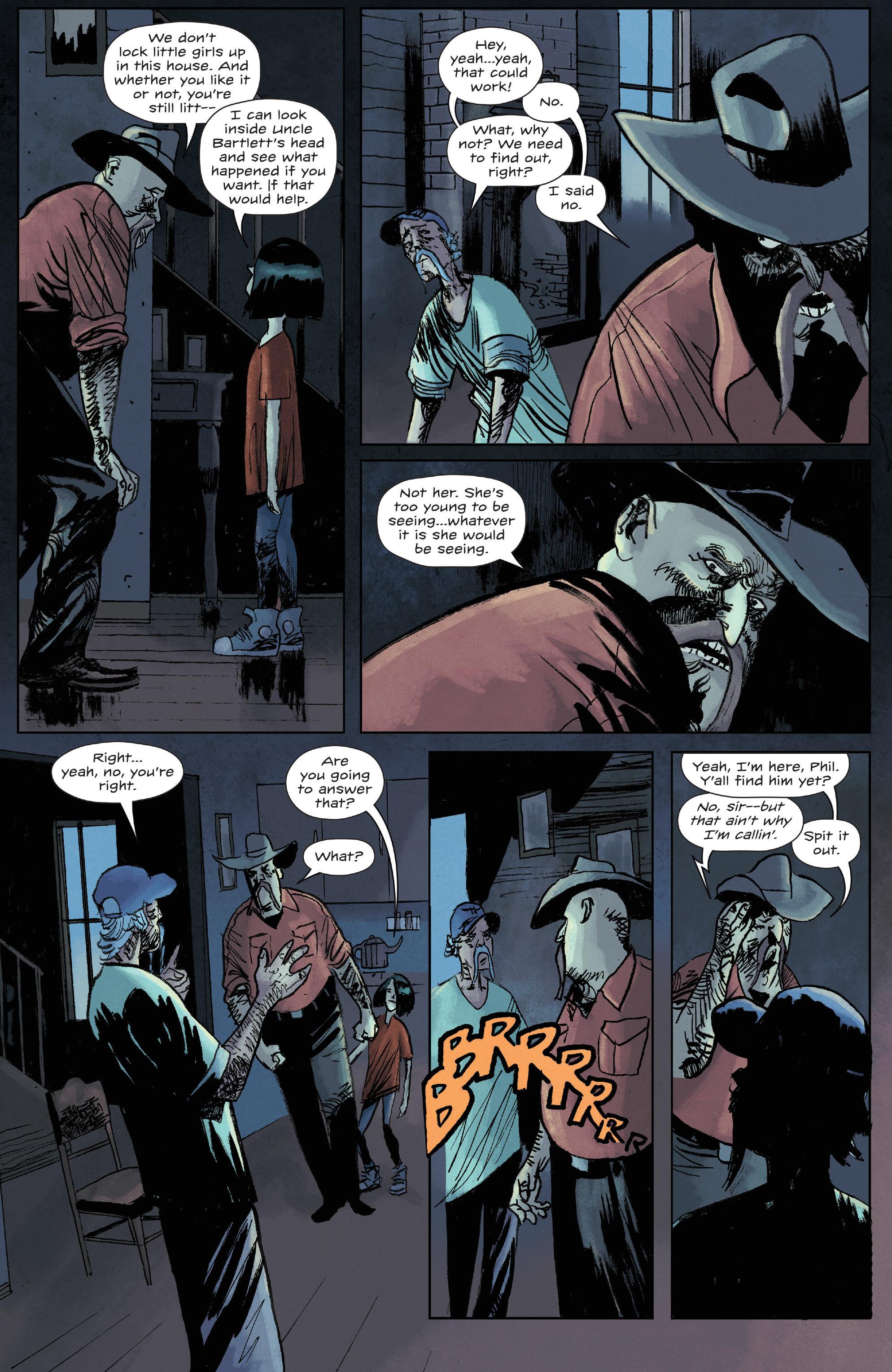 Read online Redneck comic -  Issue #2 - 9