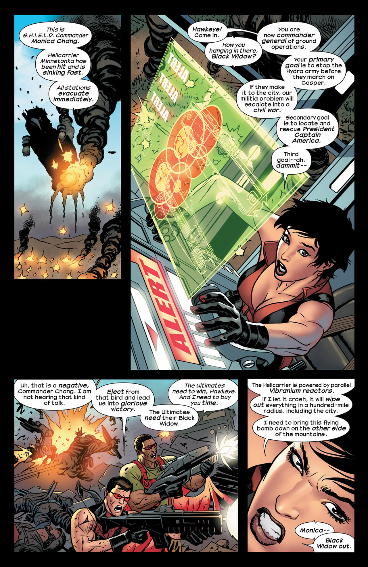 Read online Ultimate Comics Ultimates comic -  Issue #18 - 9