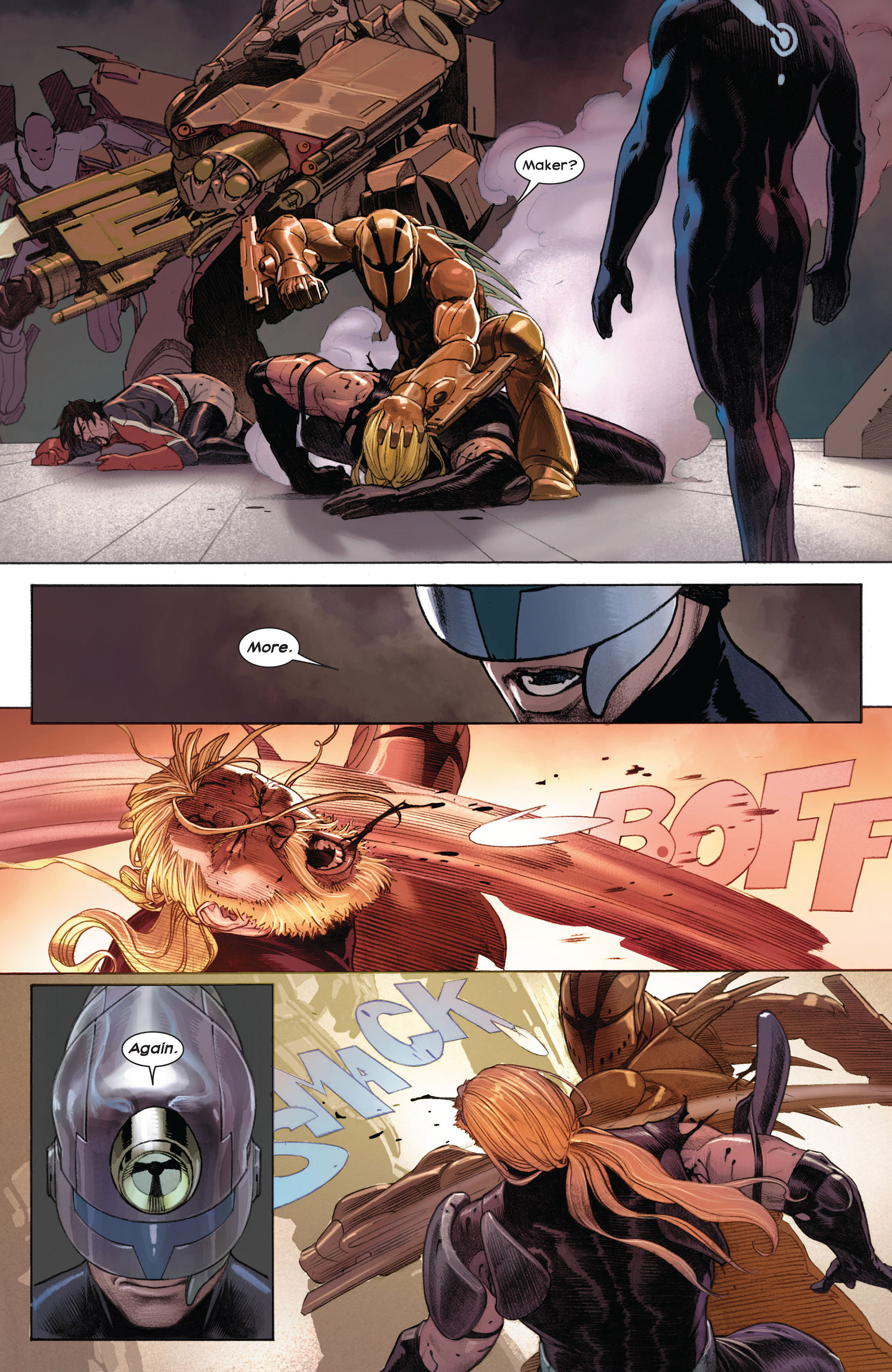 Read online Ultimate Comics Ultimates comic -  Issue #4 - 13