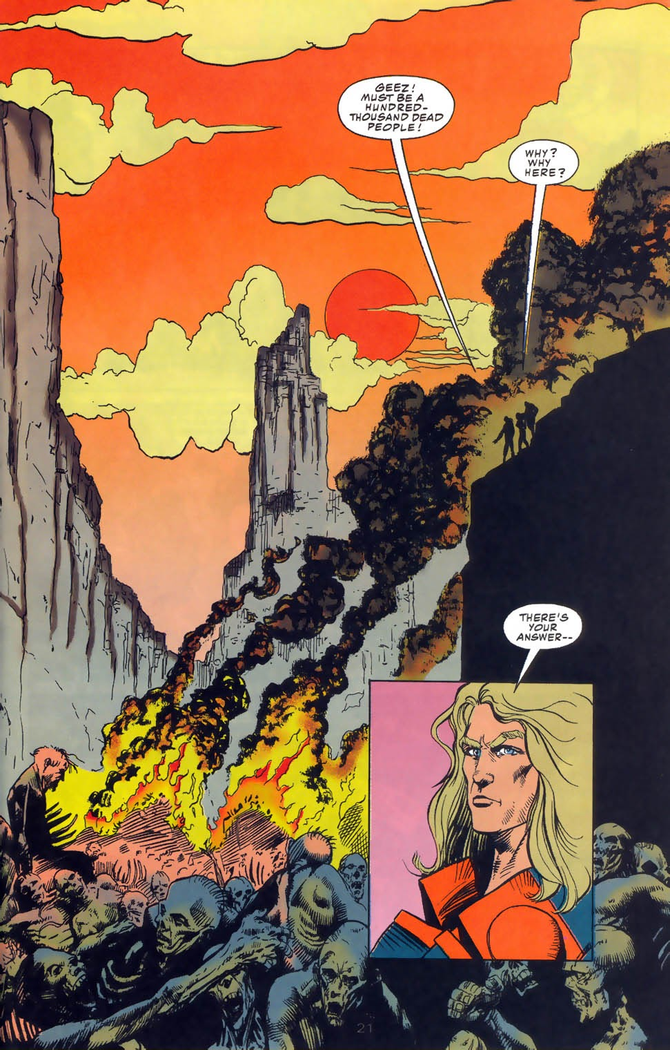 Read online Kamandi: At Earth's End comic -  Issue #4 - 25