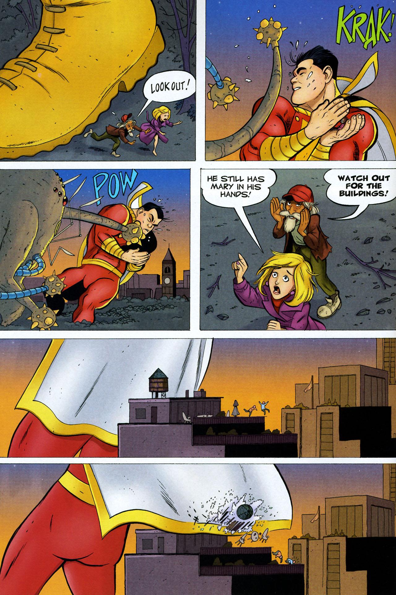 Read online Shazam!: The Monster Society of Evil comic -  Issue #4 - 34
