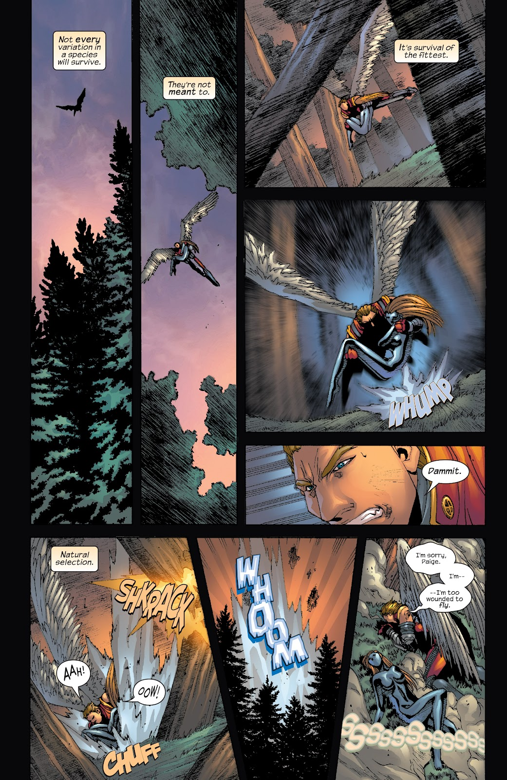 Read online X-Men: Unstoppable comic -  Issue # TPB (Part 3) - 35