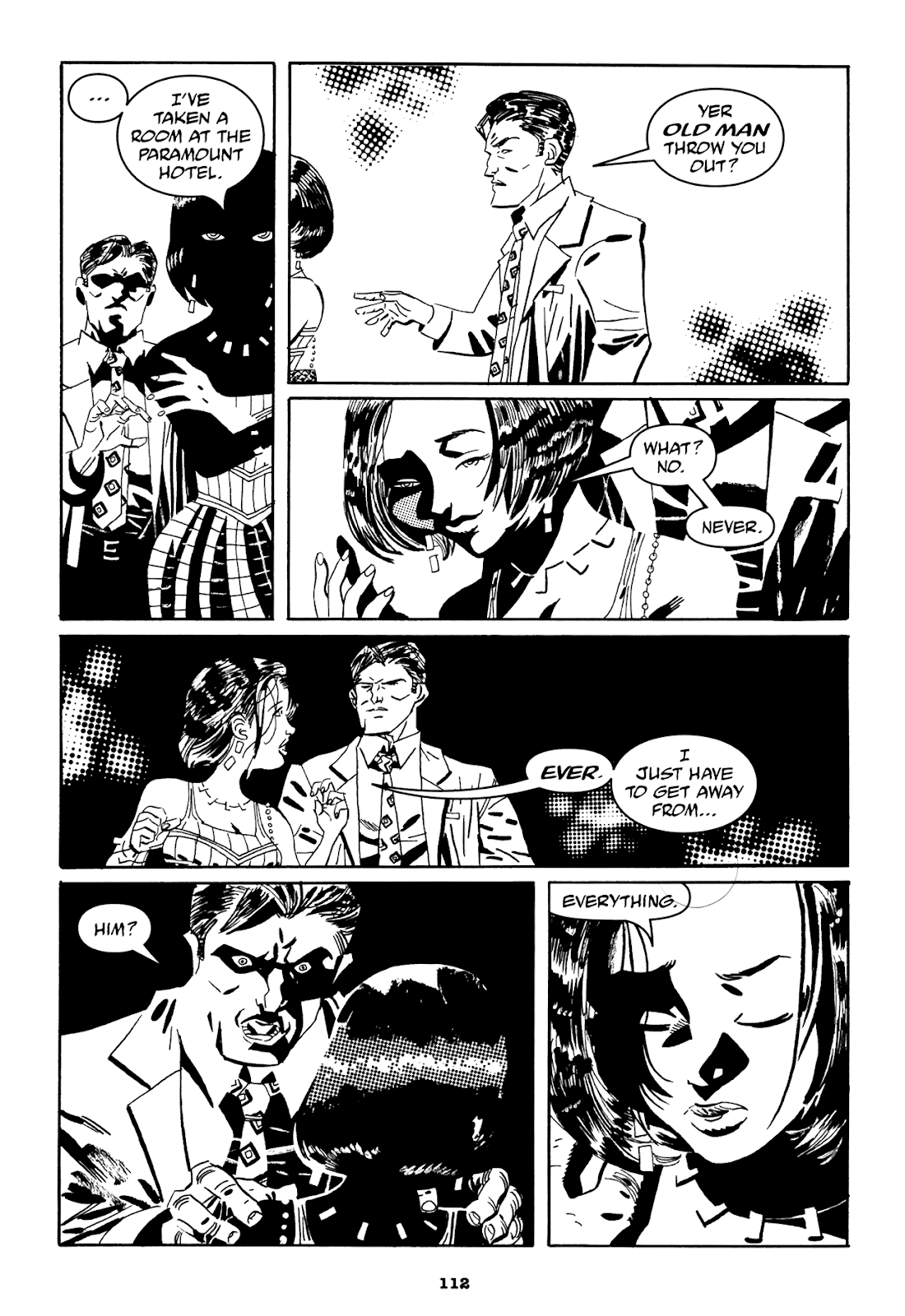 Read online Filthy Rich comic -  Issue # TPB (Part 2) - 17