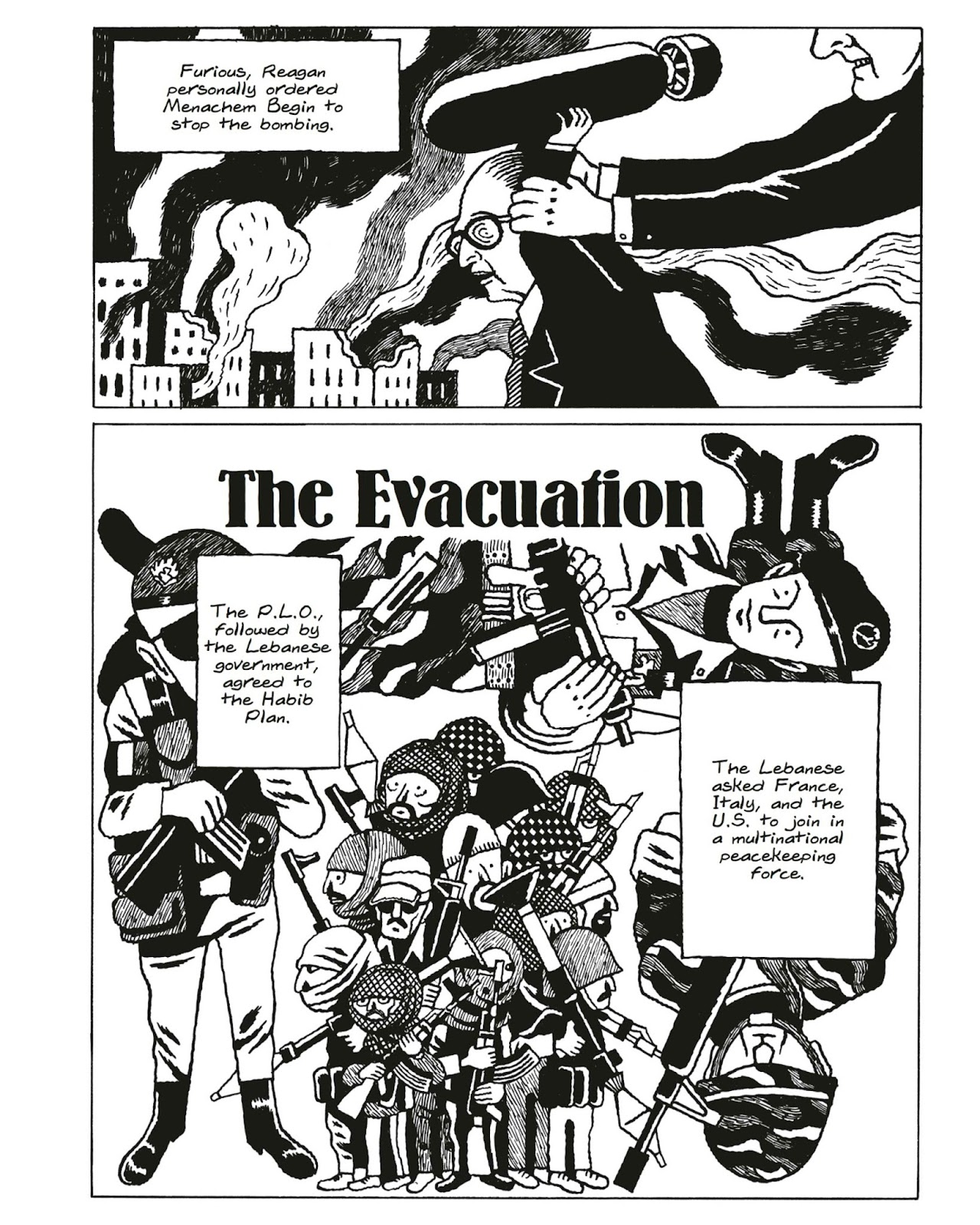 Best of Enemies: A History of US and Middle East Relations issue TPB_2 - Page 89