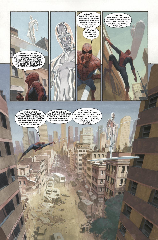 Read online Silver Surfer: Requiem comic -  Issue #2 - 10