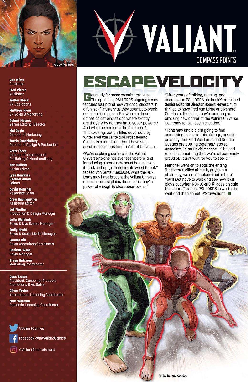 Read online X-O Manowar (2017) comic -  Issue #26 - 28