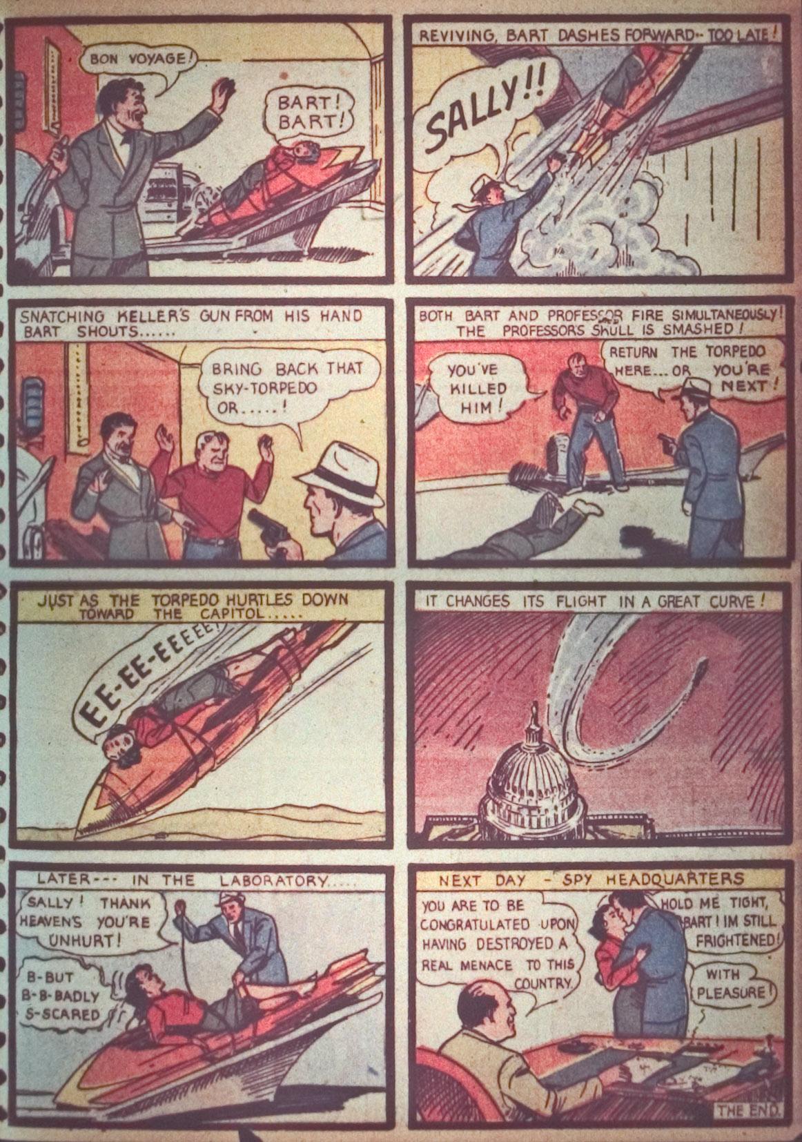 Read online Detective Comics (1937) comic -  Issue #26 - 59