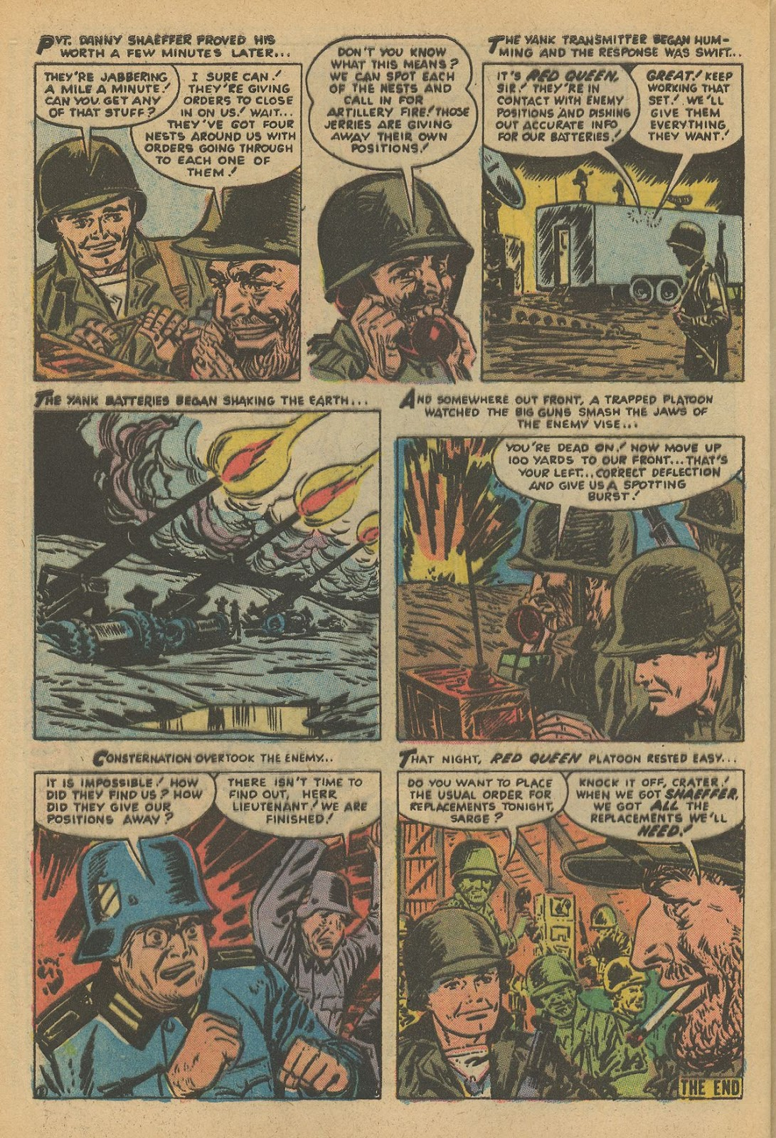 War Is Hell (1973) issue 5 - Page 32