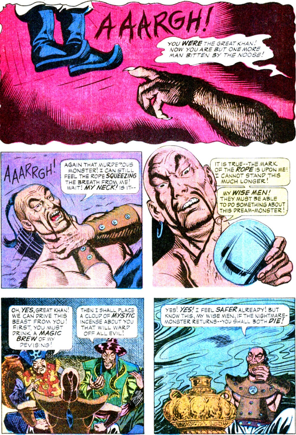 Boris Karloff Tales of Mystery issue 38 - Page 8