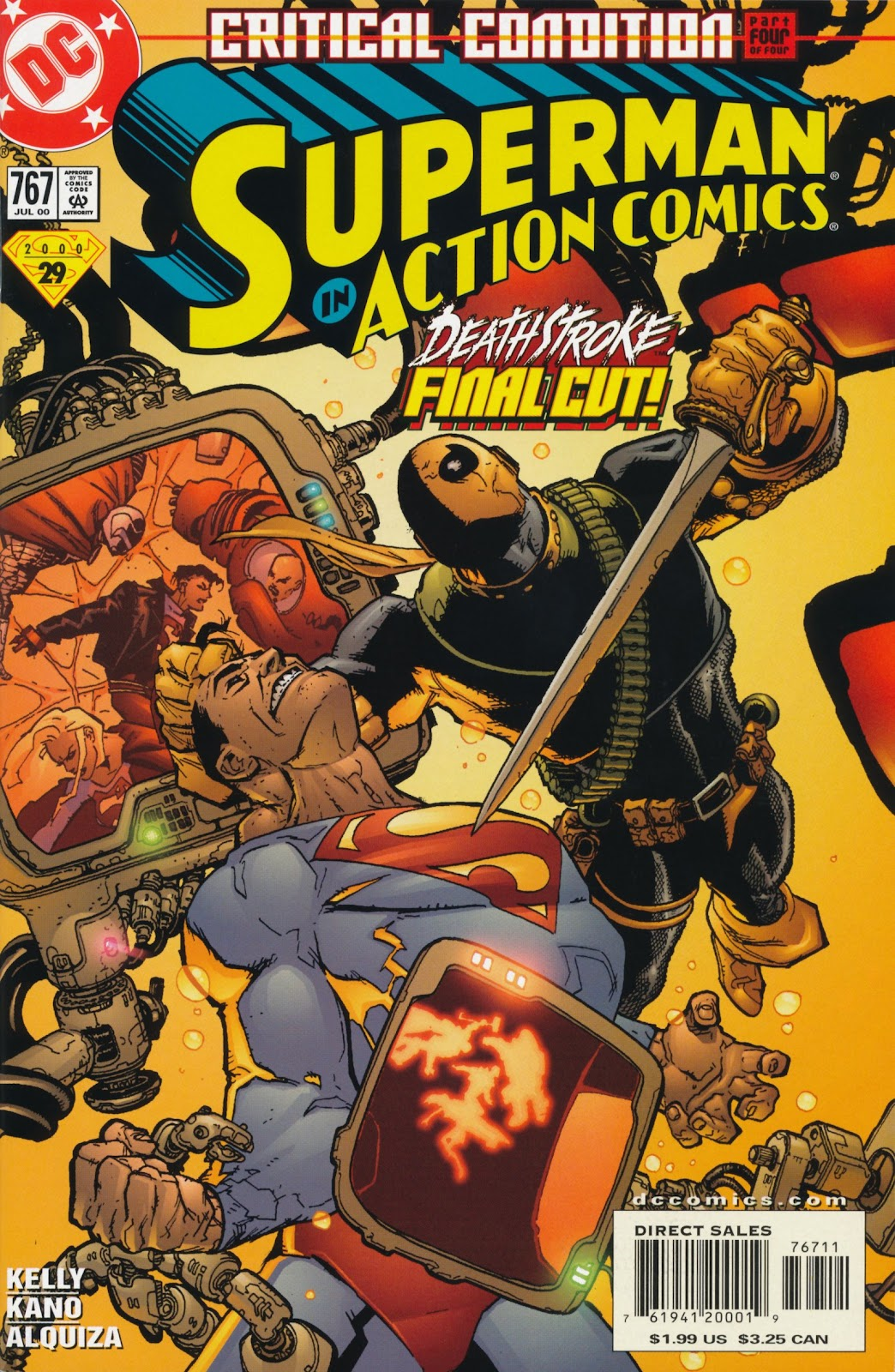 Action Comics (1938) 767 Page 1