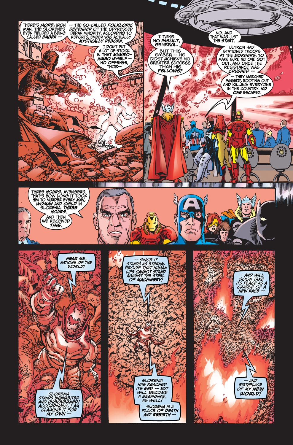 Read online Avengers (1998) comic -  Issue #20 - 6
