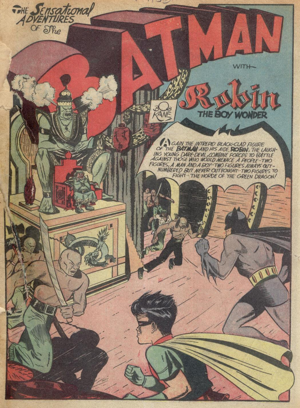 Read online Detective Comics (1937) comic -  Issue #39 - 3
