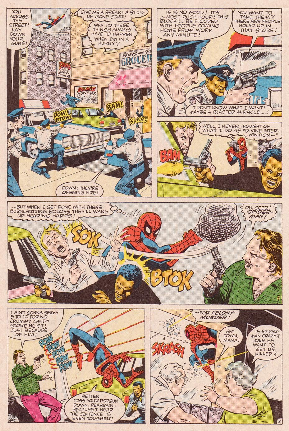 Web of Spider-Man (1985) Issue #11 #21 - English 3