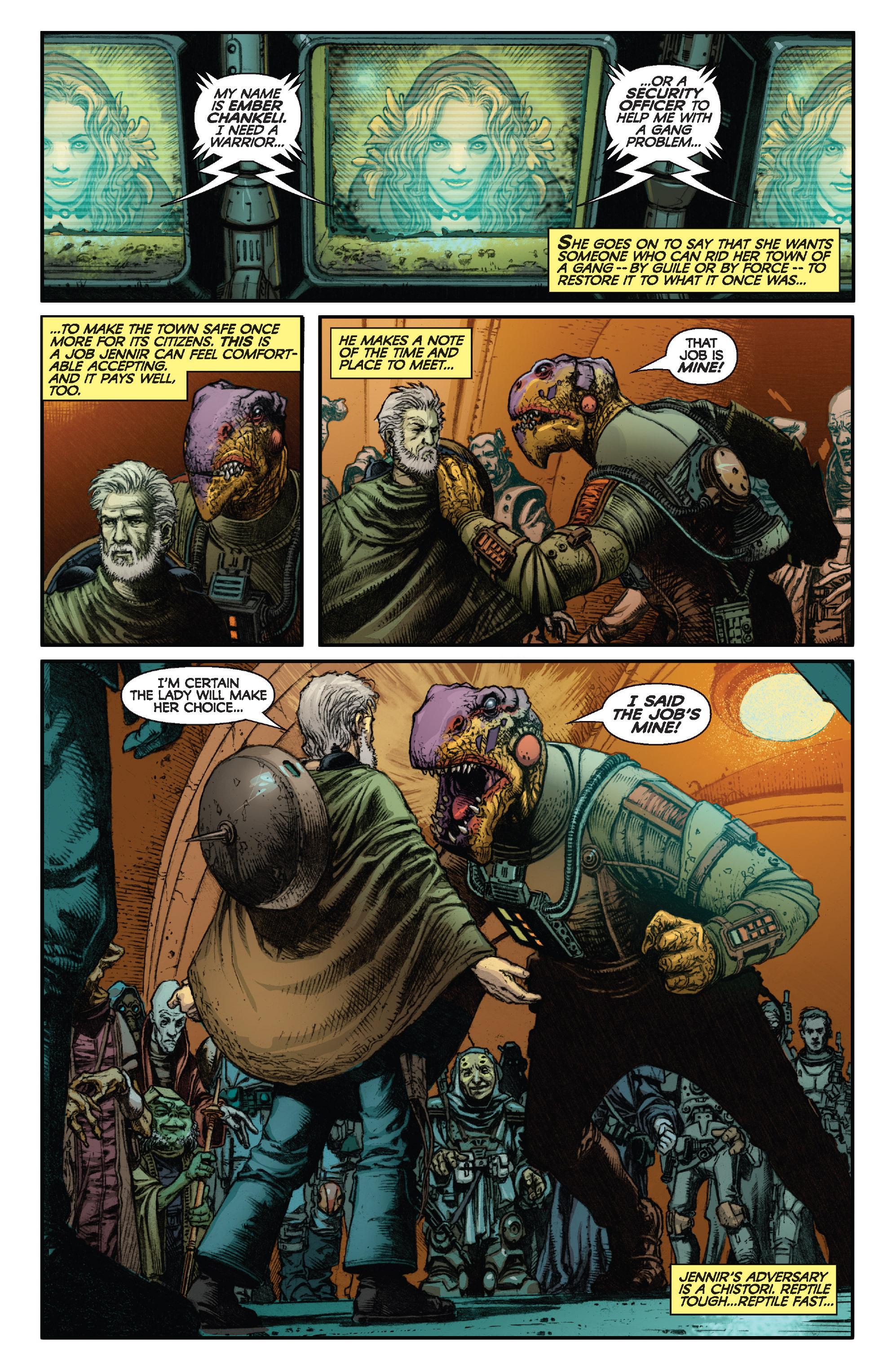 Read online Star Wars Omnibus comic -  Issue # Vol. 31 - 333