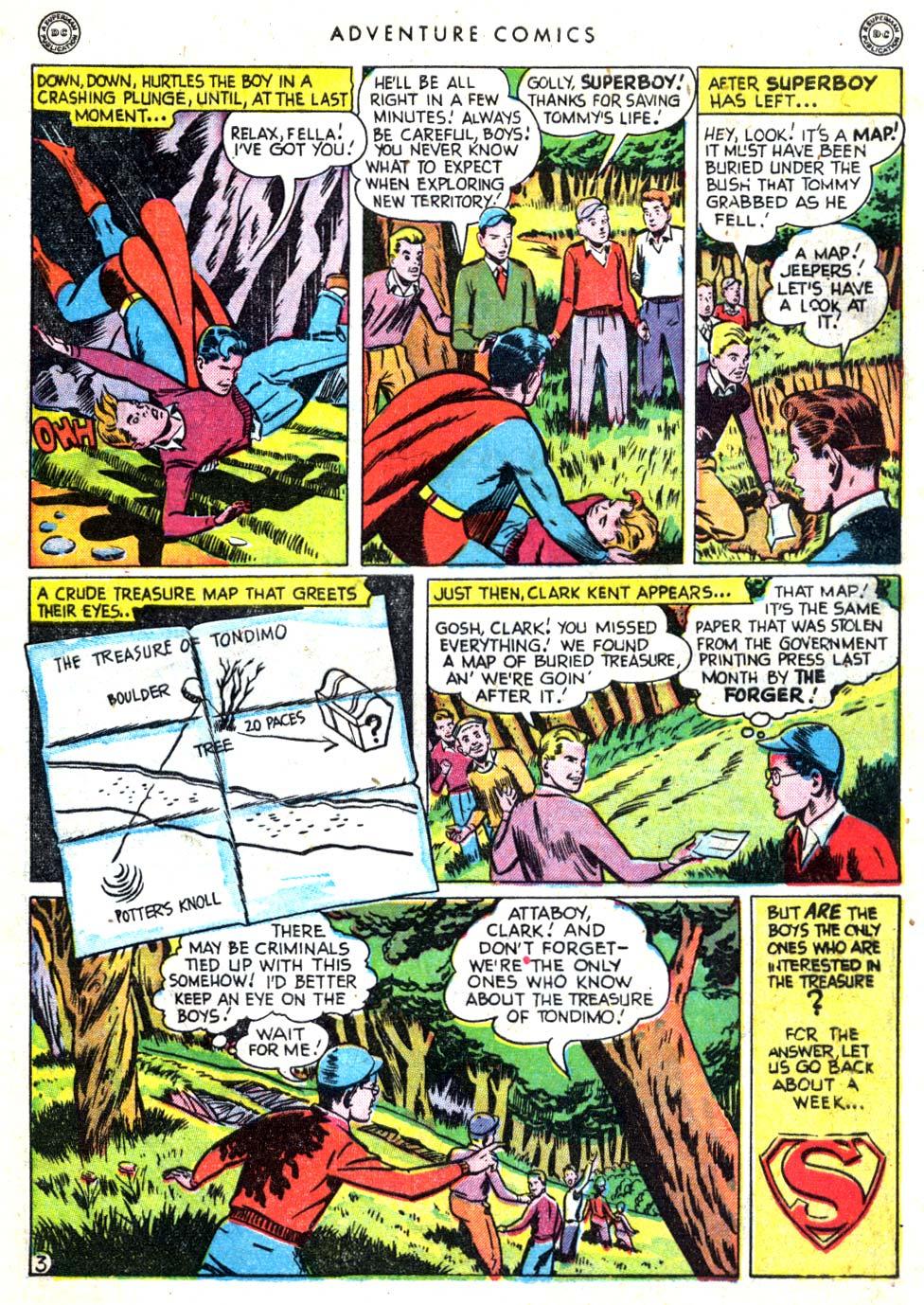Read online Adventure Comics (1938) comic -  Issue #137 - 5