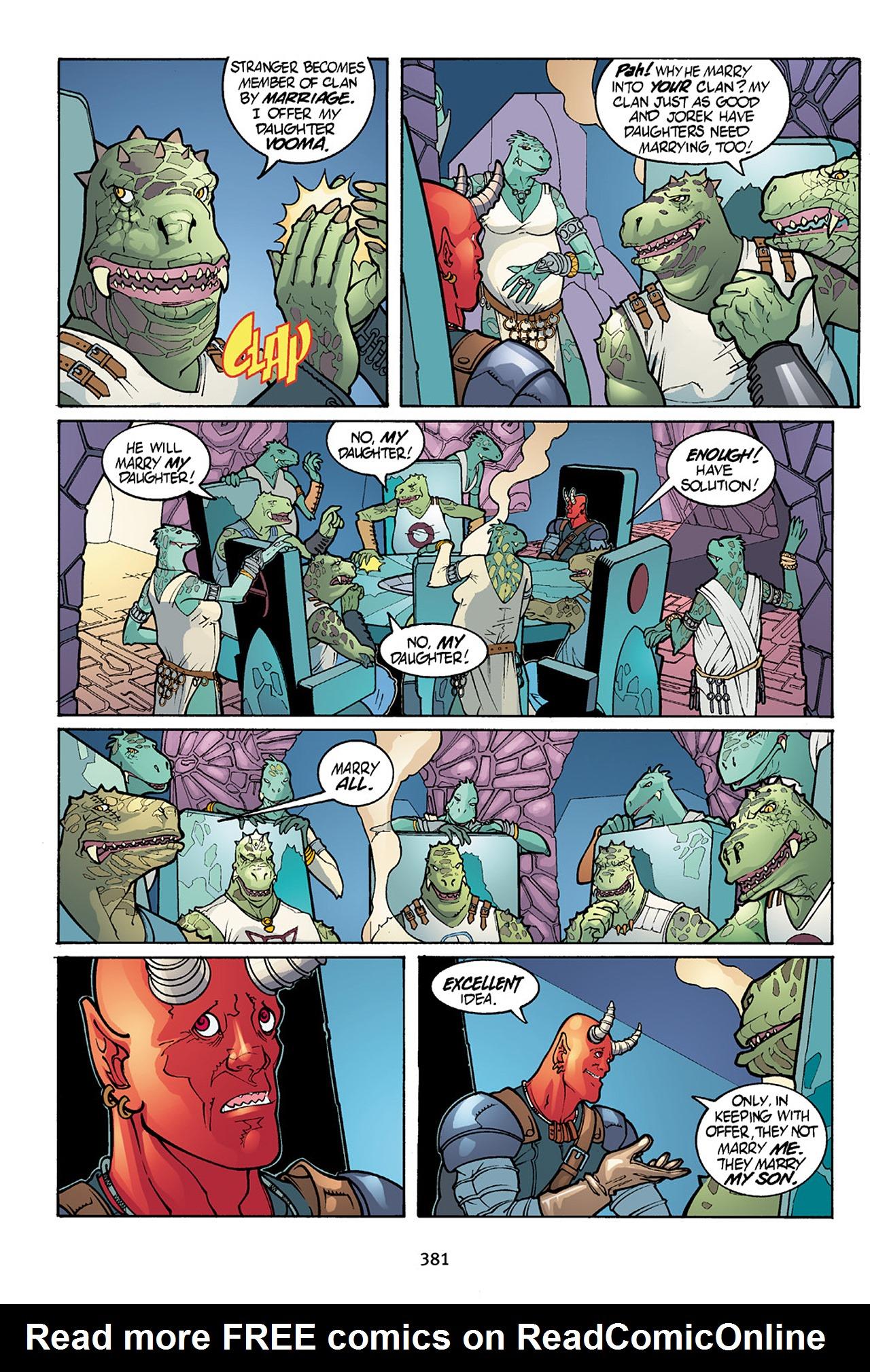 Read online Star Wars Omnibus comic -  Issue # Vol. 15.5 - 99
